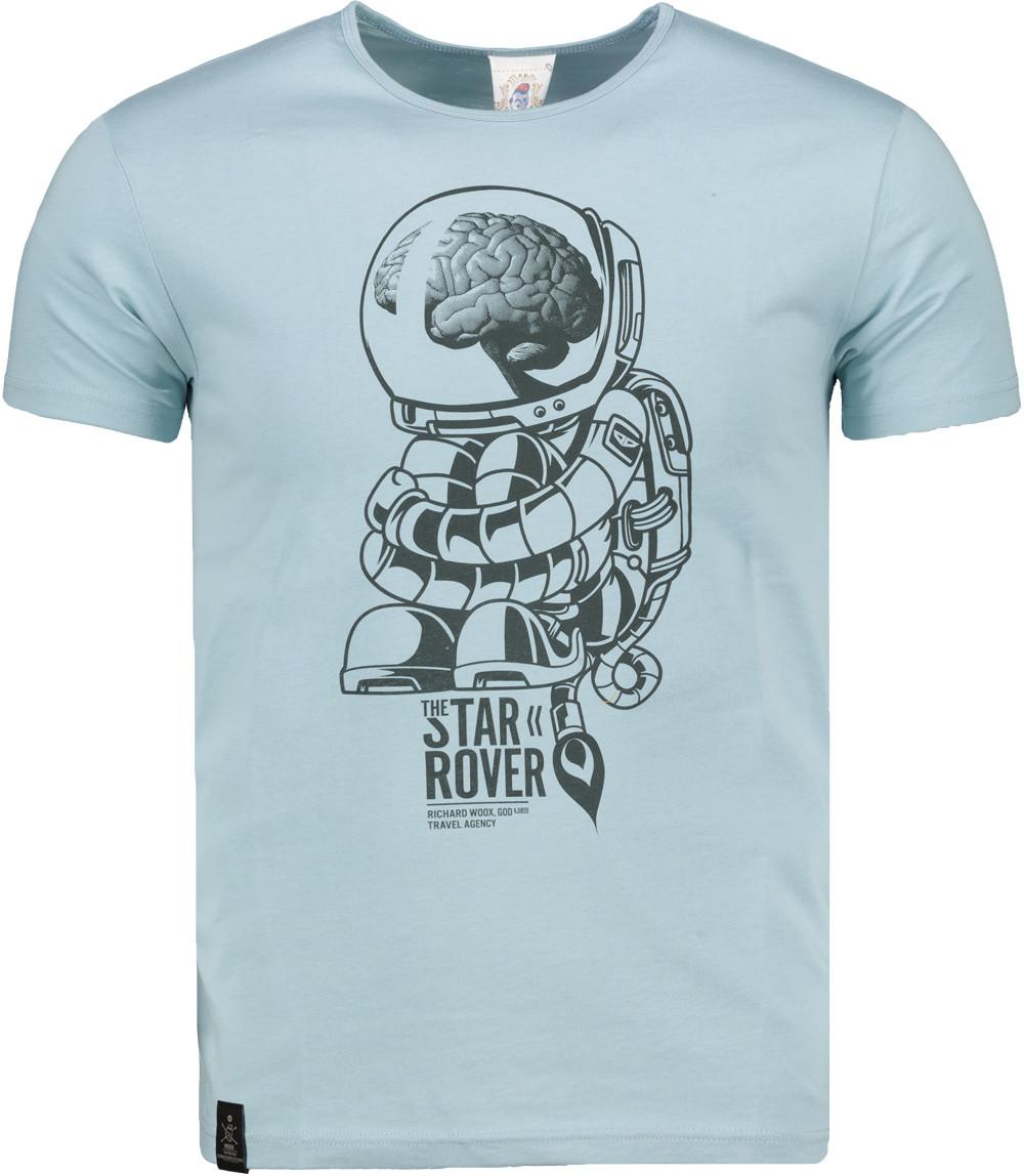 Tričko pánske WOOX Astronautus