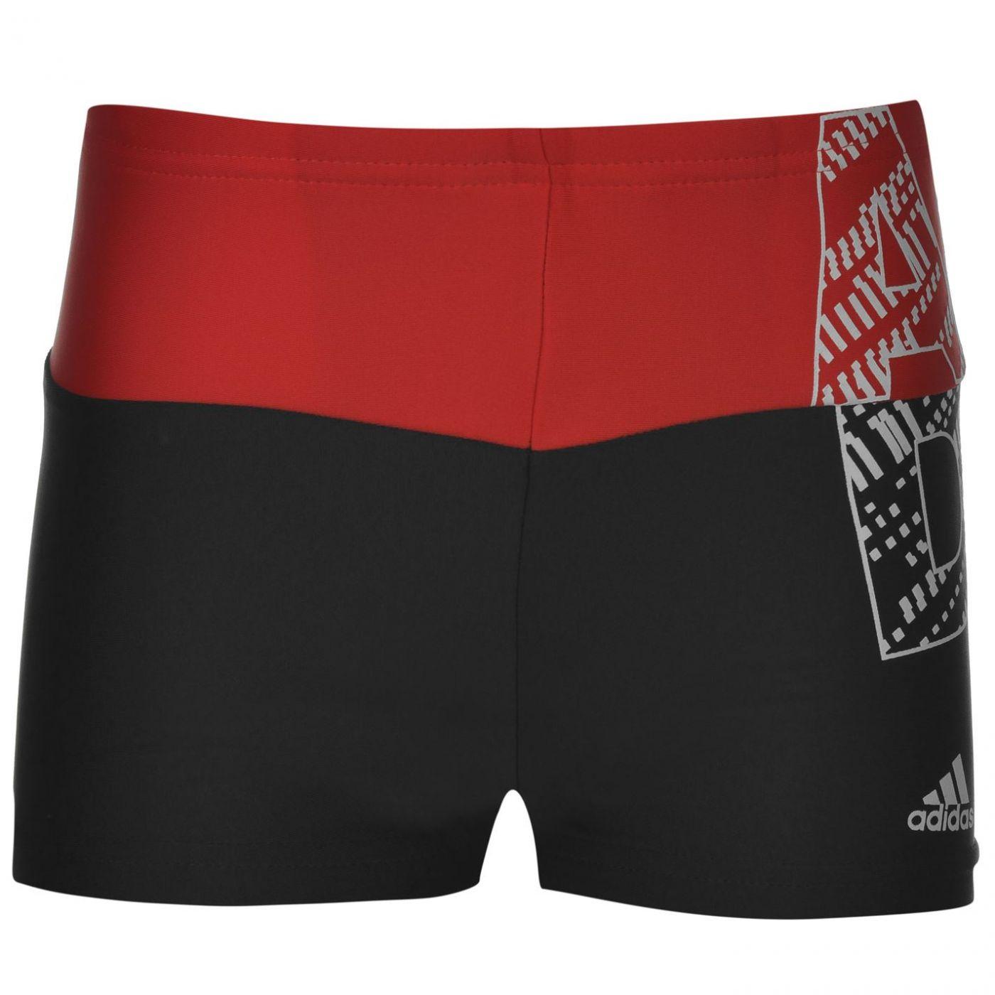 2d70c141b68f1 adidas BTS Boxer Swim Shorts Junior Boys - FACTCOOL