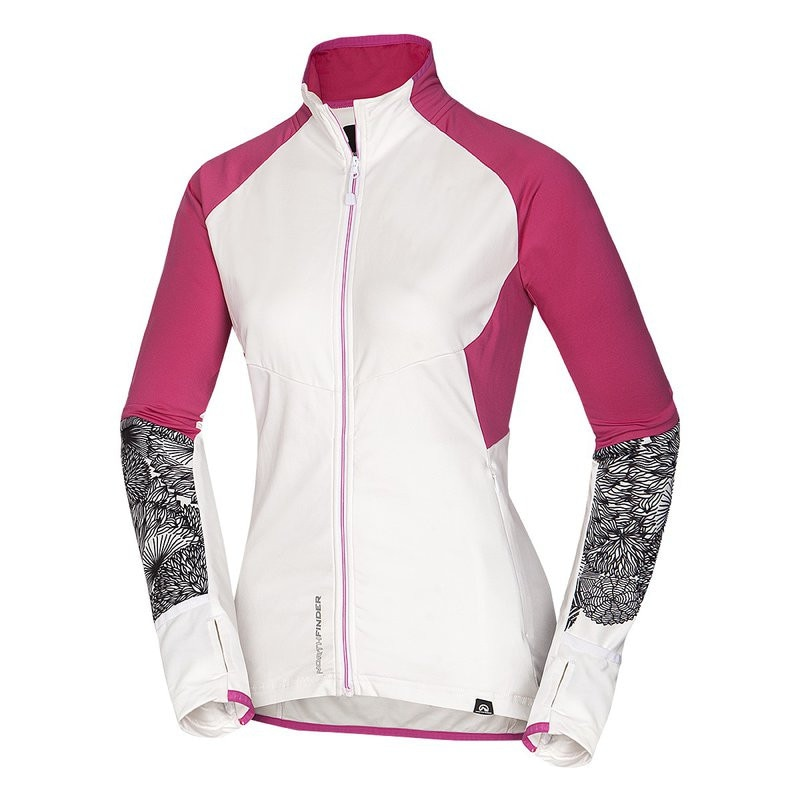 Women's functional sweatshirt NORTHFINDER IRWA