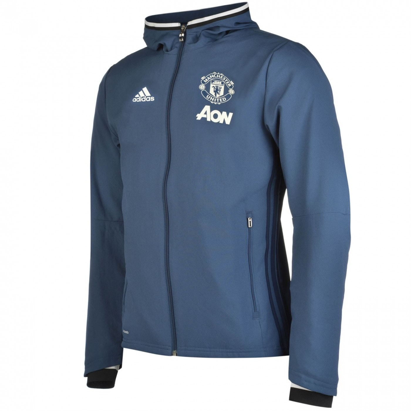 18632c5a5e adidas Manchester United Pre Match Jacket Mens - FACTCOOL