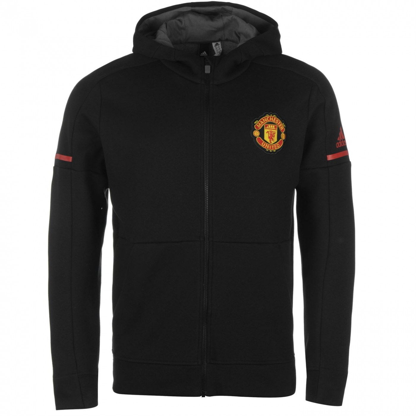 f9f93824c3c7f adidas Manchester United Anthem Hoody Mens - FACTCOOL