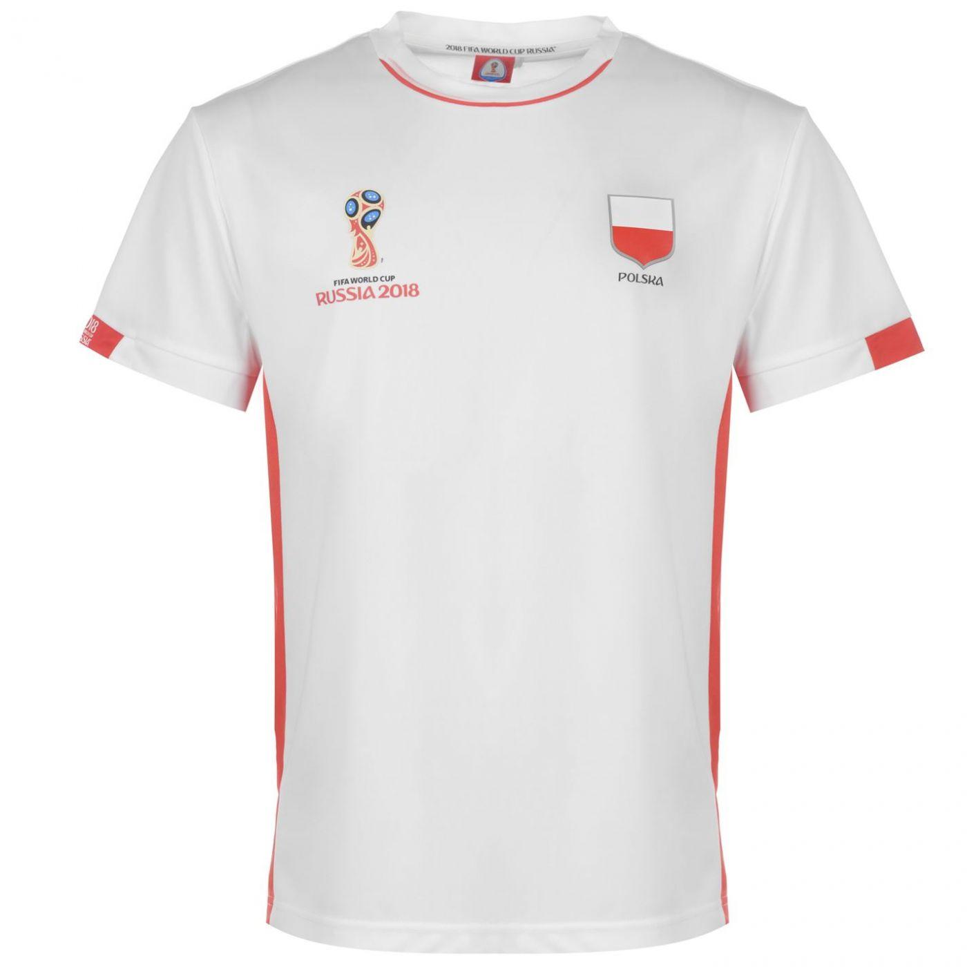 2018 Poland World Cup T Shirt
