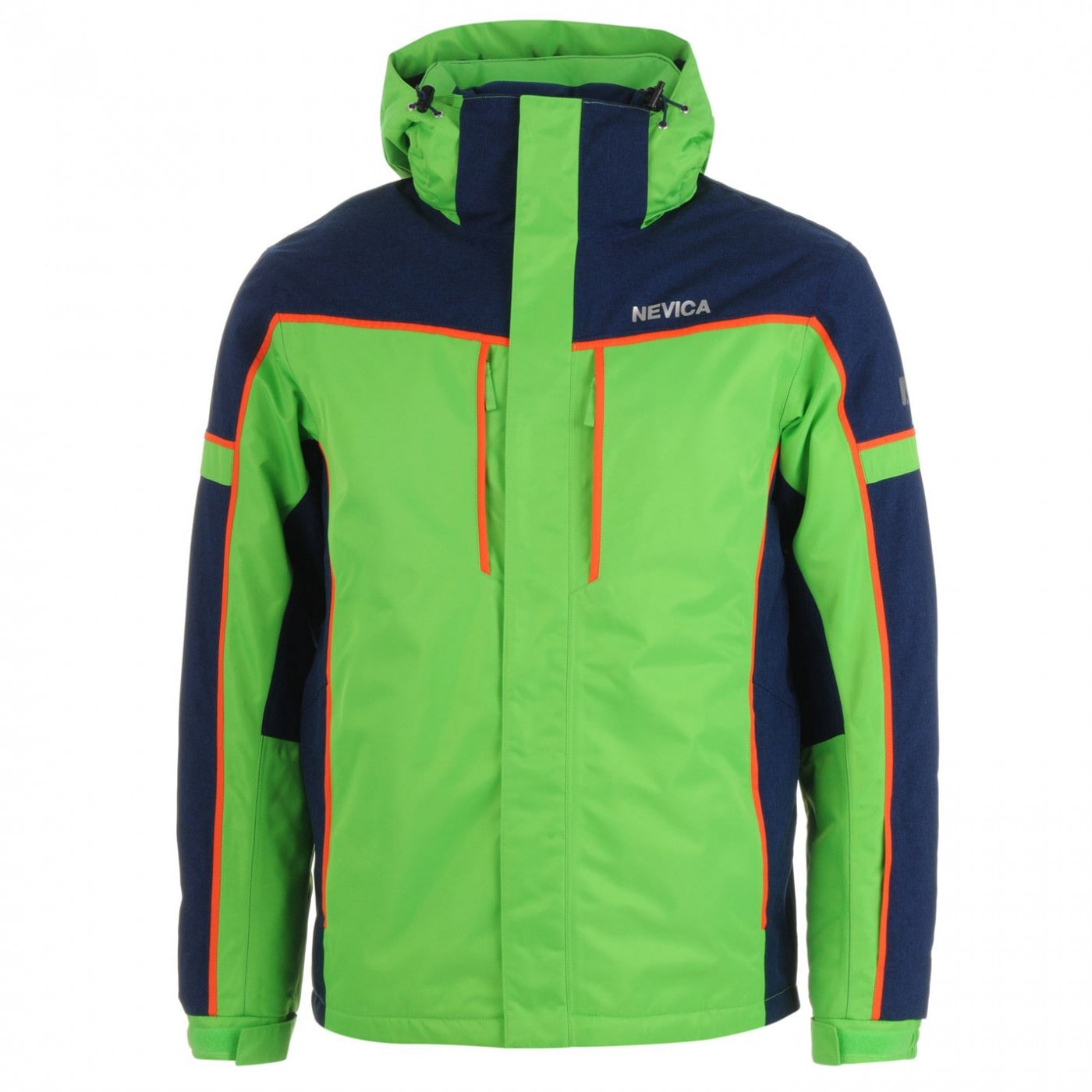 341bc66258 Nevica Meribel Ski Jacket Mens - FACTCOOL