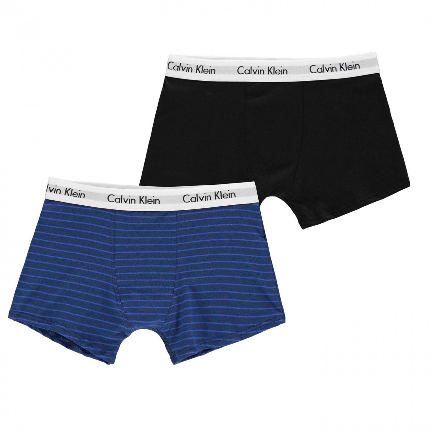 b428fd935c Calvin Klein 2 Pack Trunks - FACTCOOL