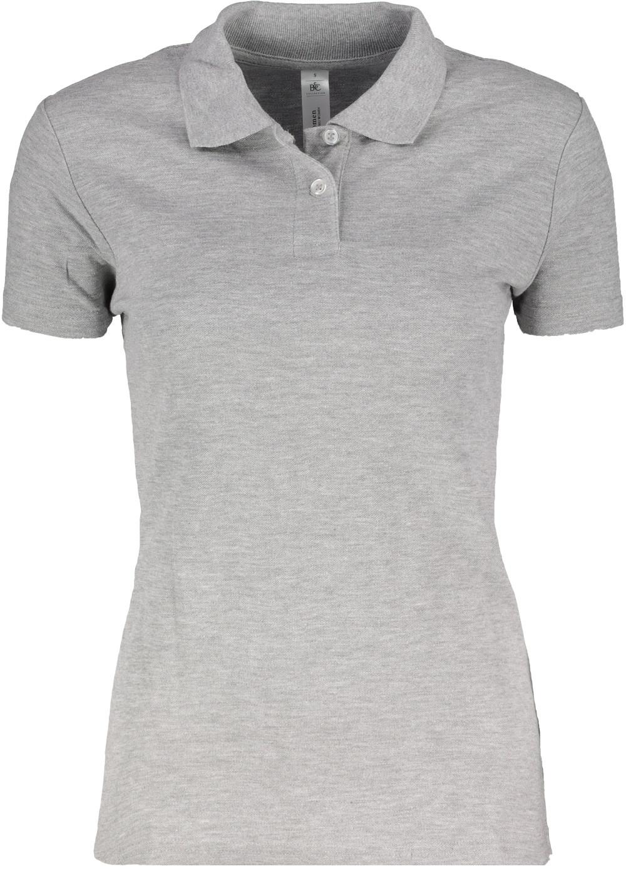 Women's Polo shirt B&C Basic