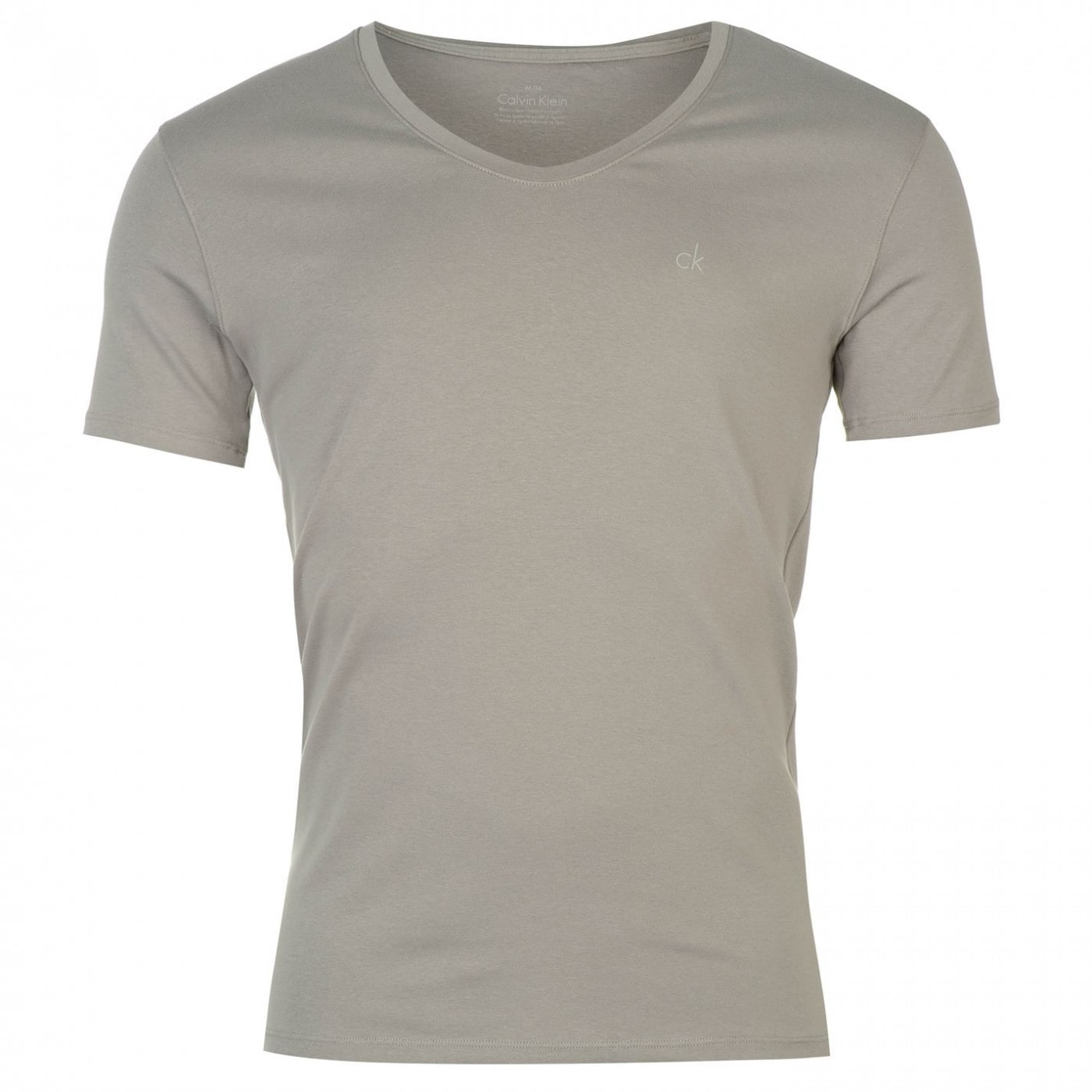384413152 Predaj skončil - Calvin Klein Short Sleeve Curve Neck Pyjama Top