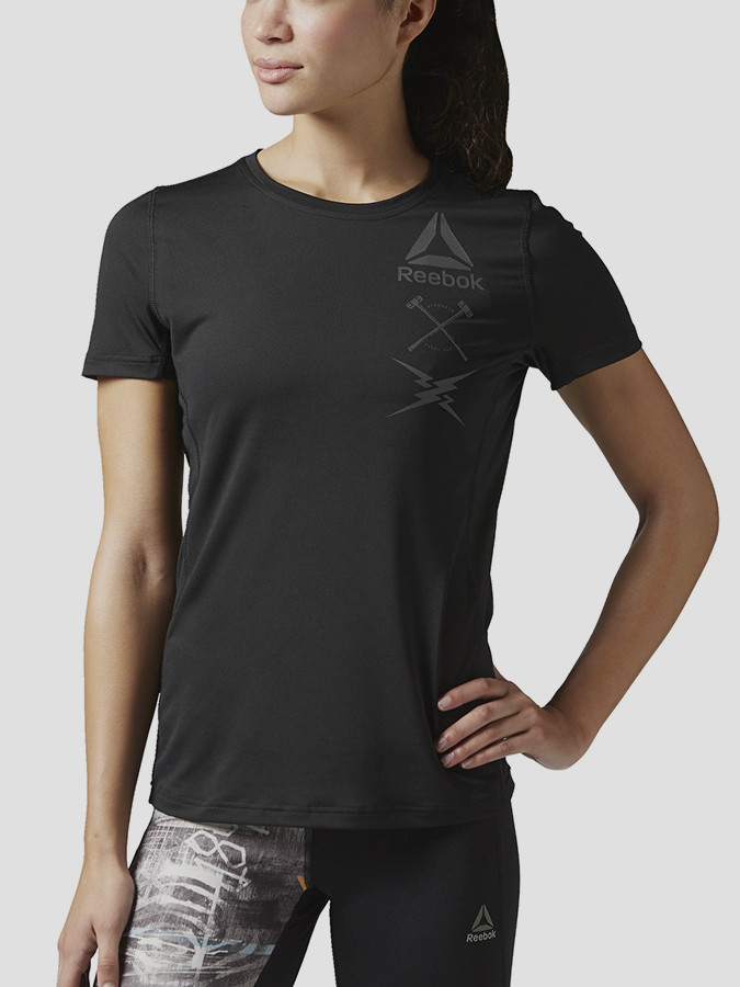 Reebok AC GRAPHIC TEE T-shirt