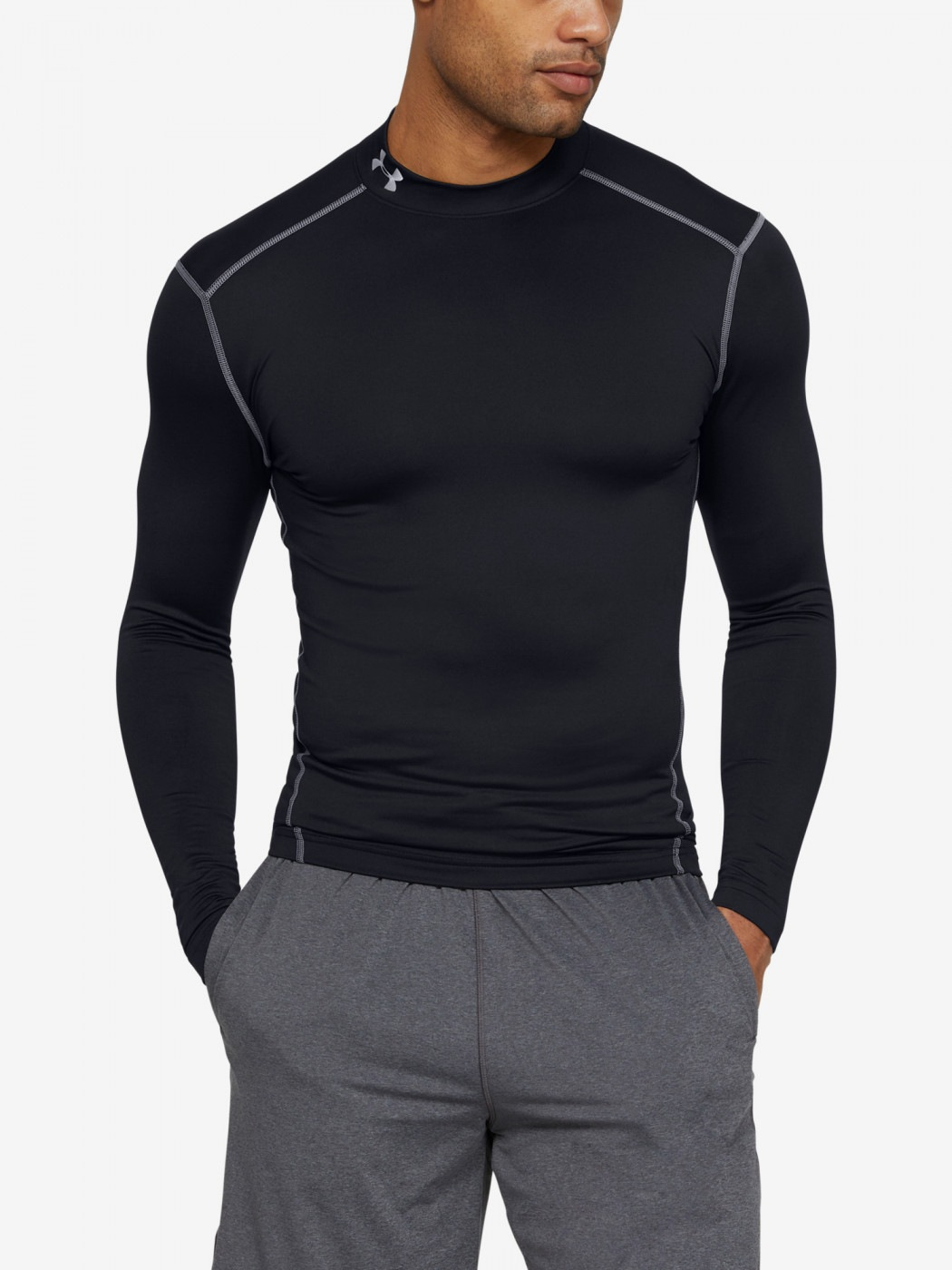 Compression T-shirt Under Armour CG Mock