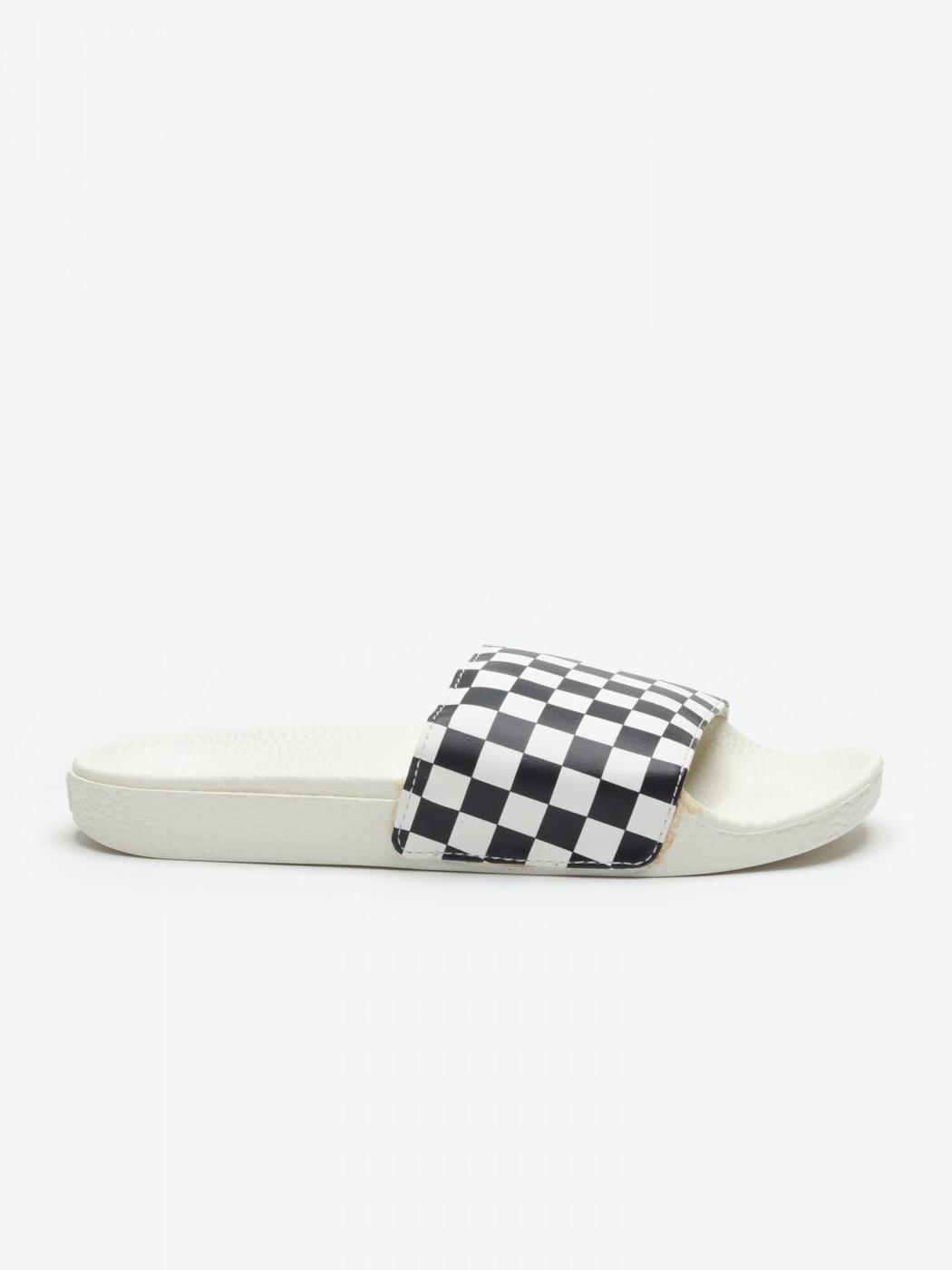 Vans Wm Slide-On (Checkerboard) Slippers