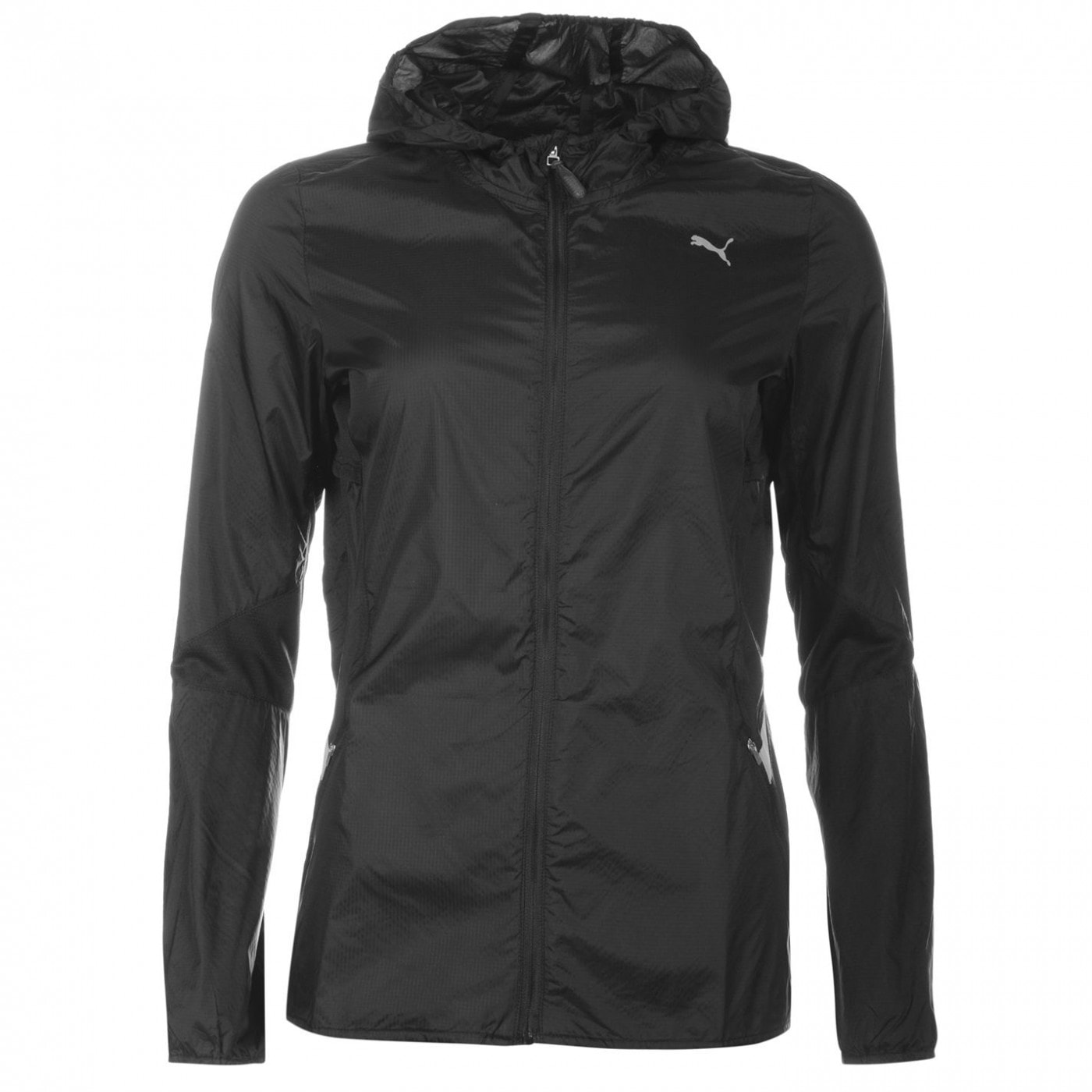 Puma Hooded Lightweight Jacket Wopánské
