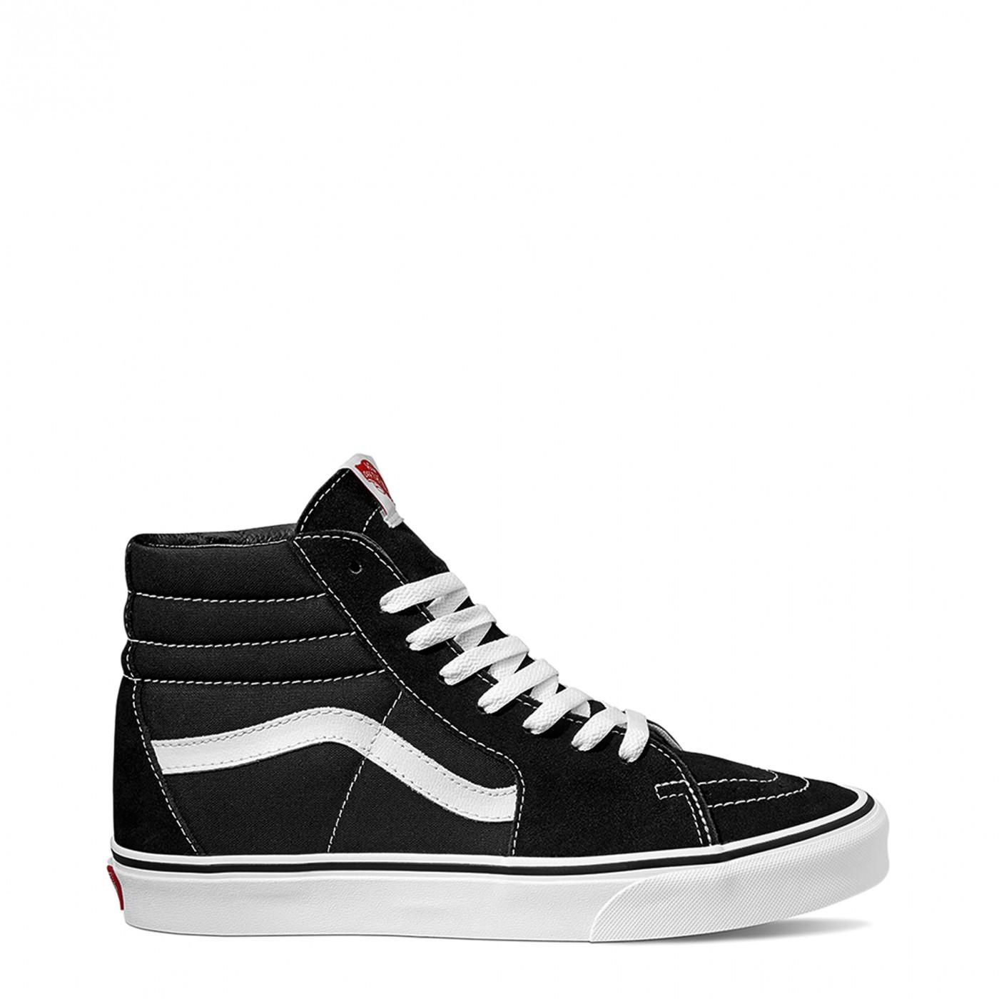 Vans Ua Sk8-Hi Black/Black/White