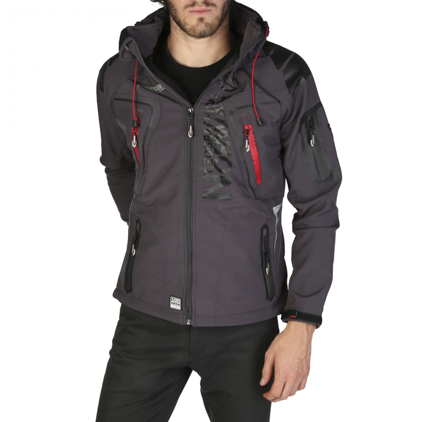 Men's jacket Geographical Norway Techno man