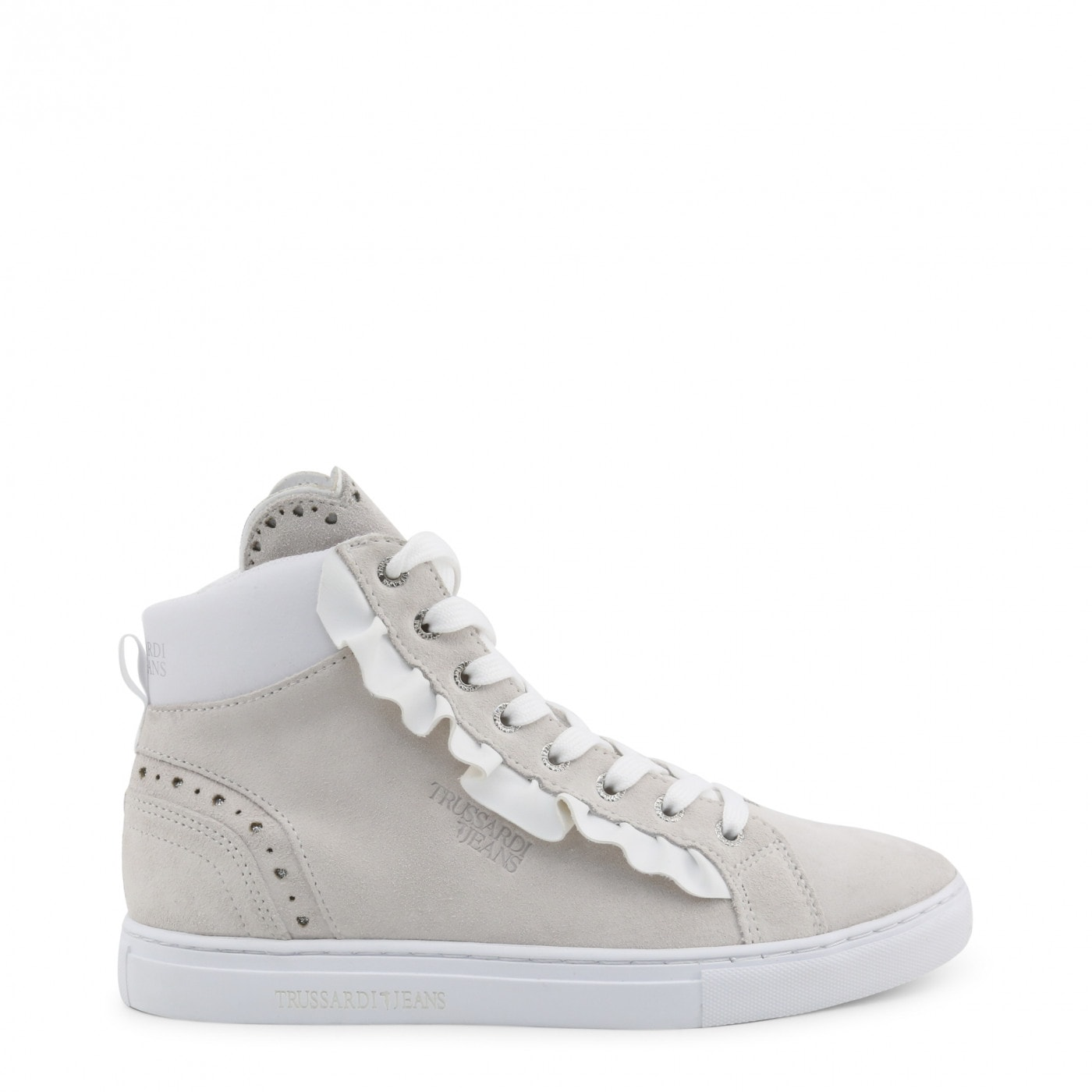 Women's trainers Trussardi Frill Detailed