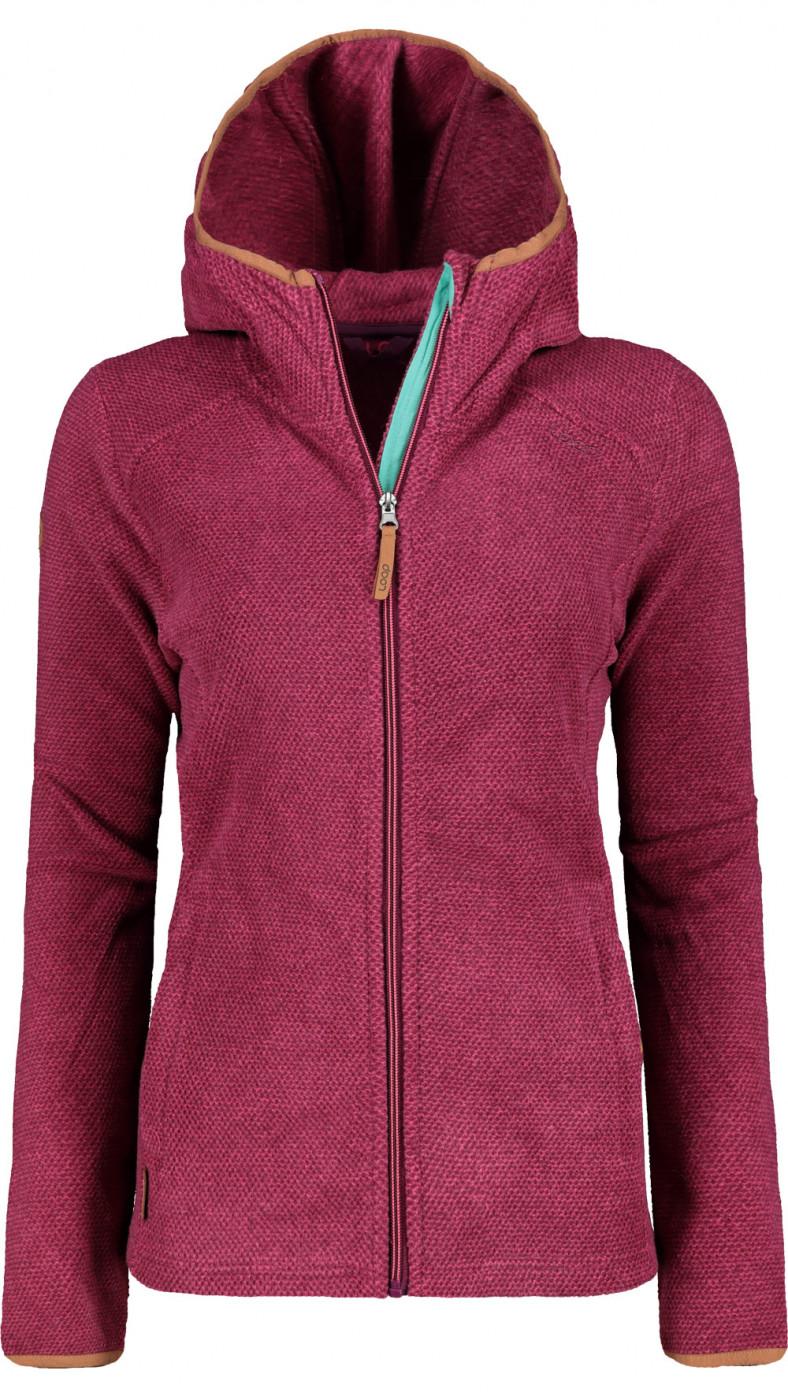 Women's hoodie LOAP QUEENY