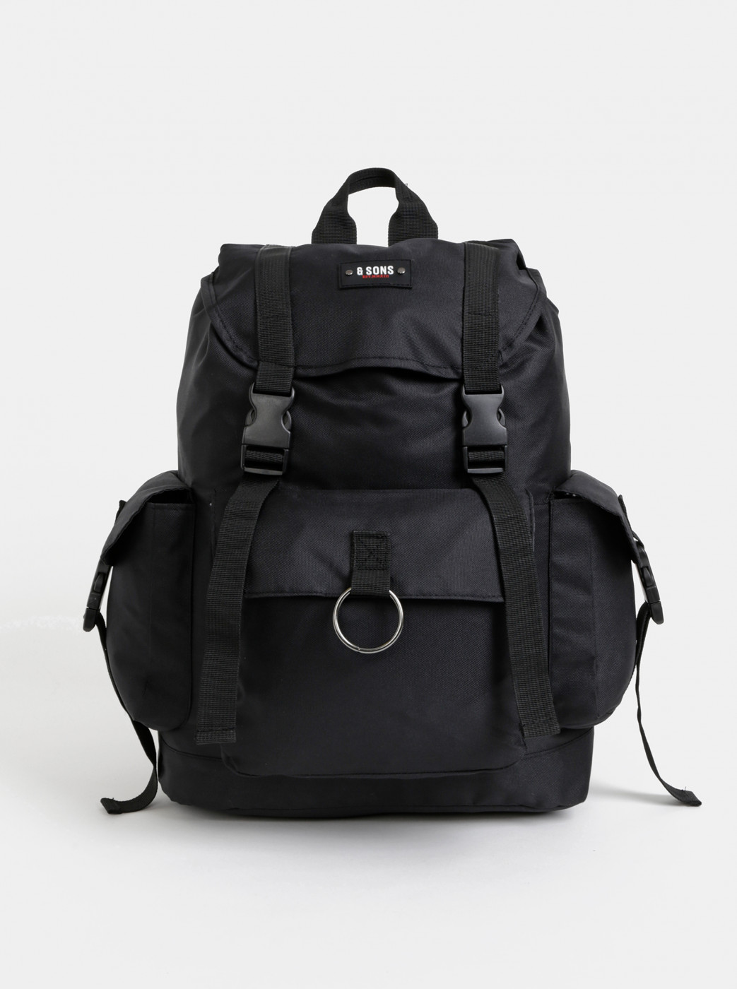 Black Backpack ONLY & SONS Bas