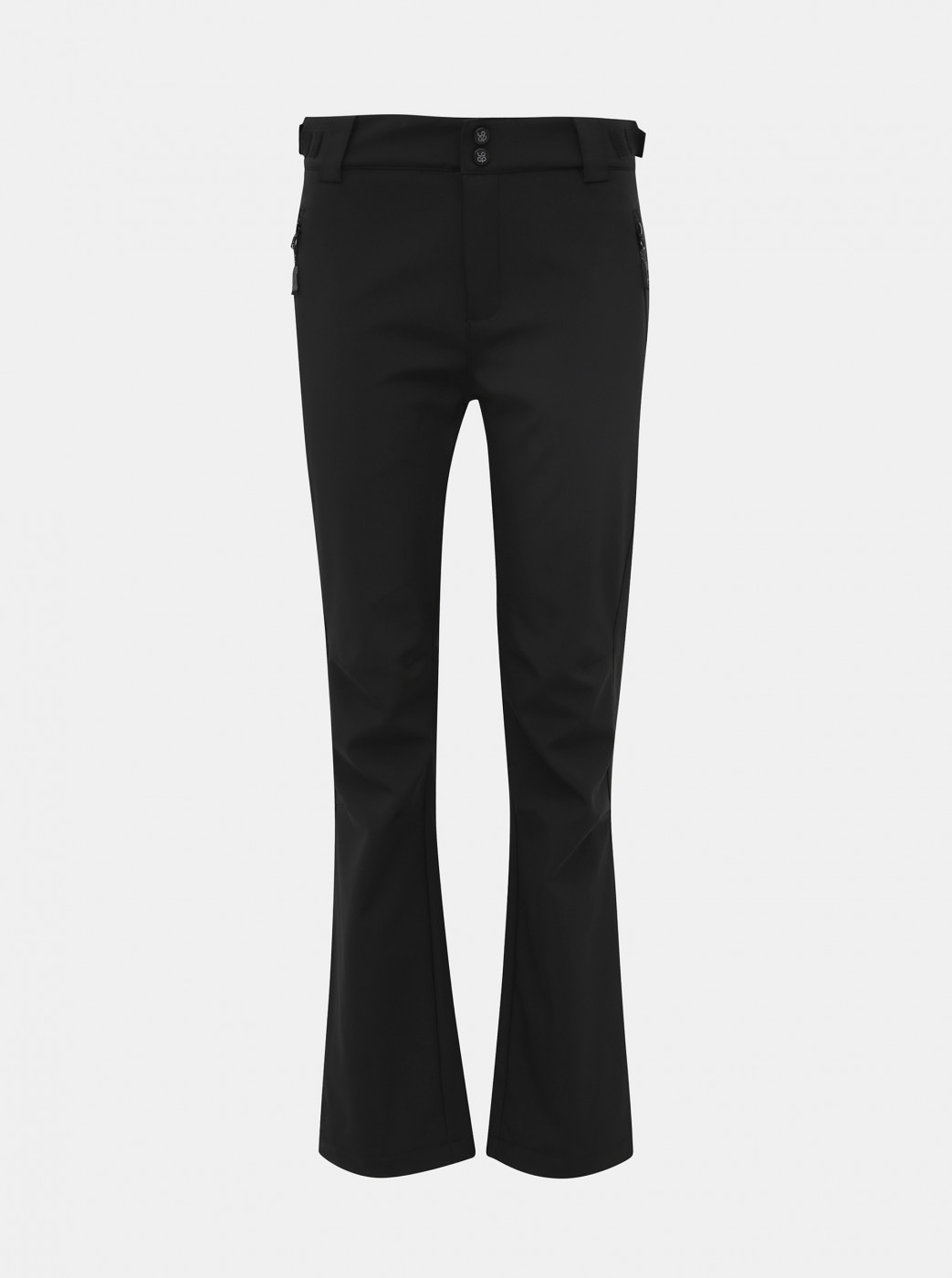 Loap Lycci Black Women's Softshell Functional Pants