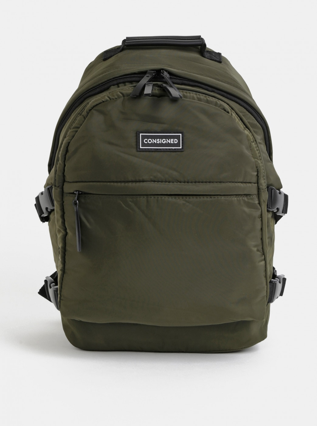 Green Backpack Consigned Barton