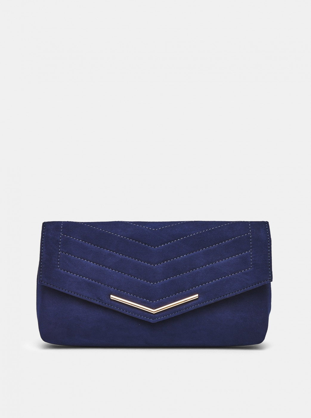 Dorothy Perkins Dark Blue Clutch