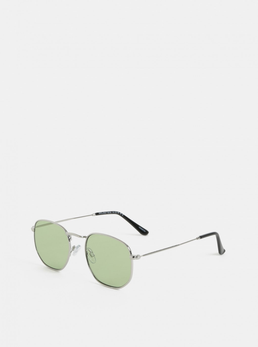 Silver Sunglasses Selected Homme Kristian
