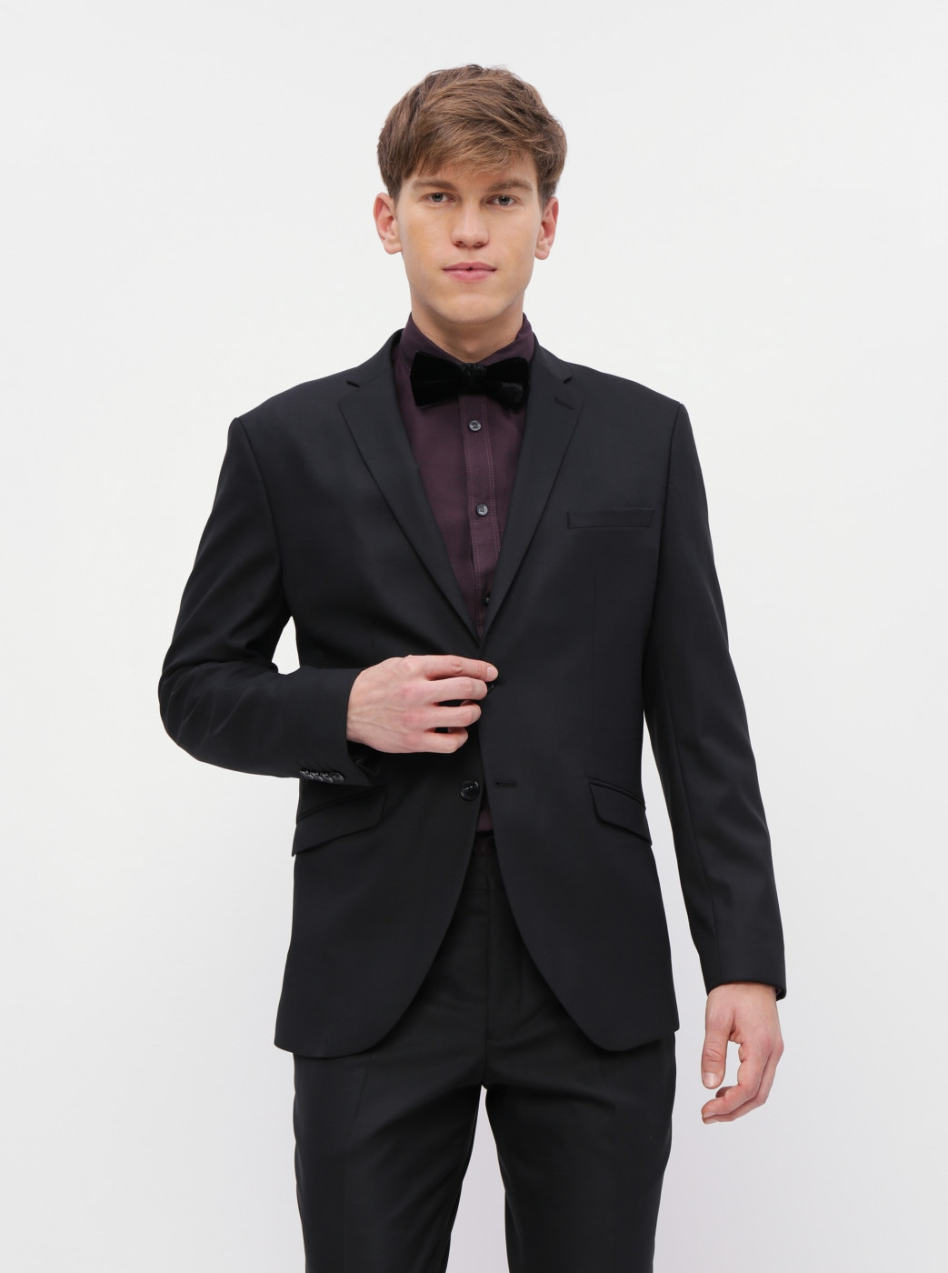Black Jacket Selected By Homme Mylostate