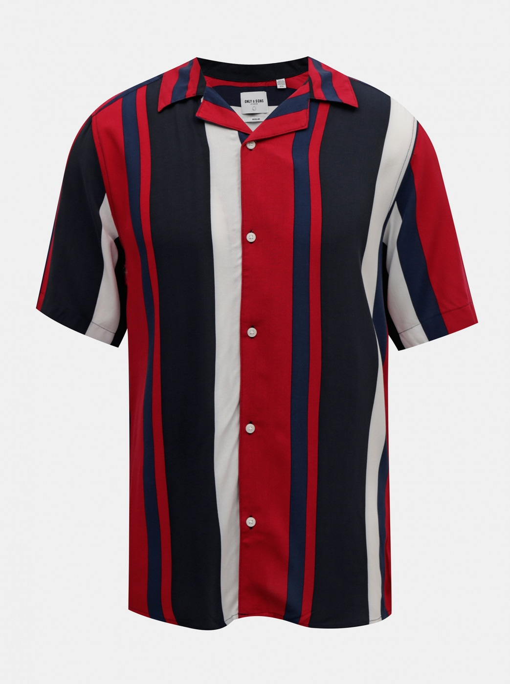 Red striped shirt ONLY & SONS