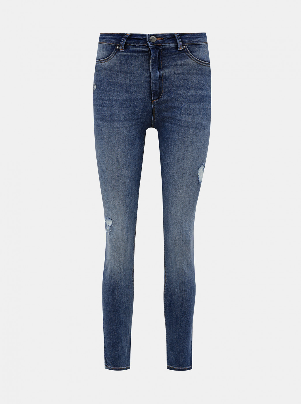 Blue push up skinny fit jeans TALLY WEiJL Pump