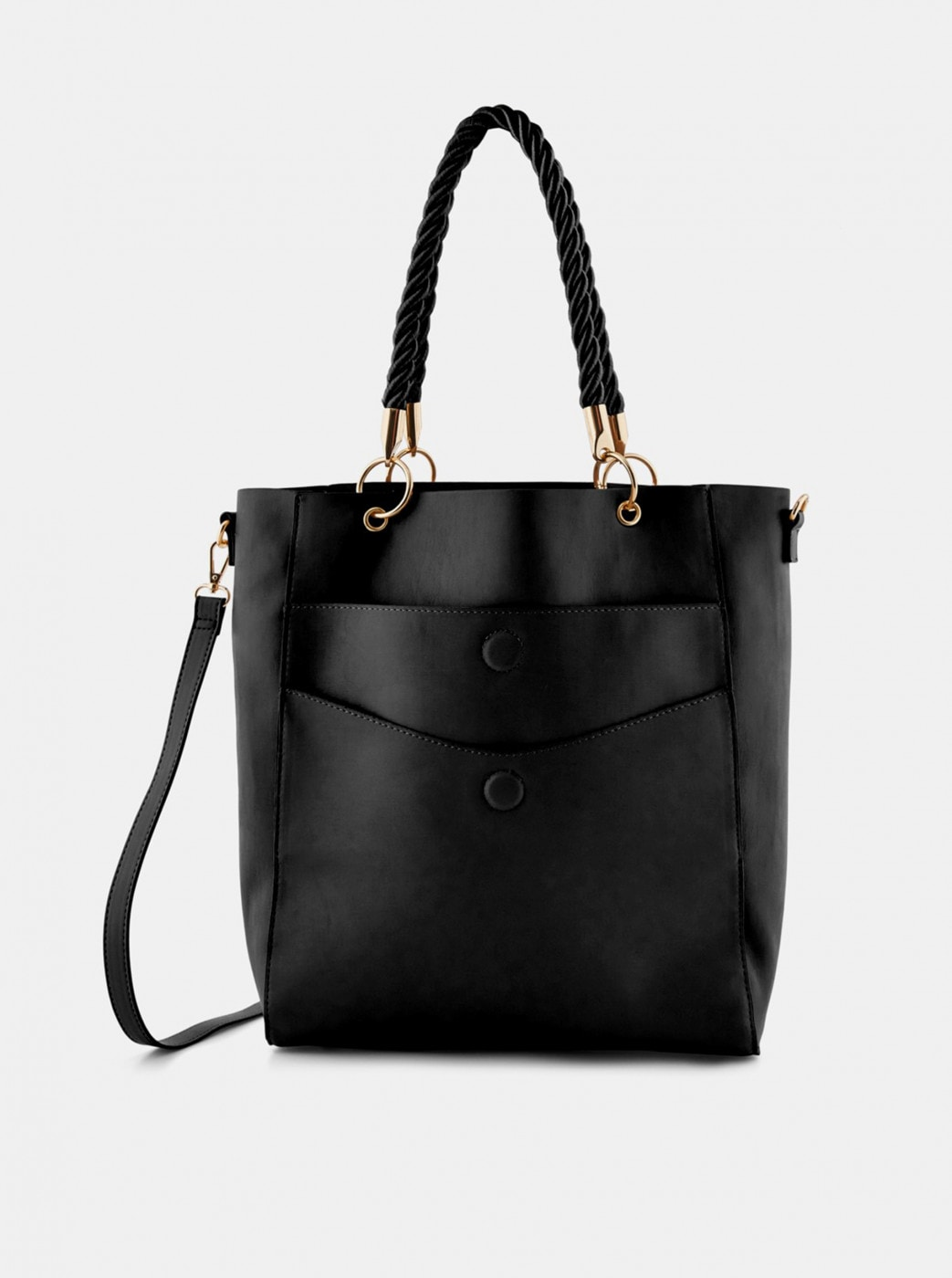 Black Handbag Pieces Miljo