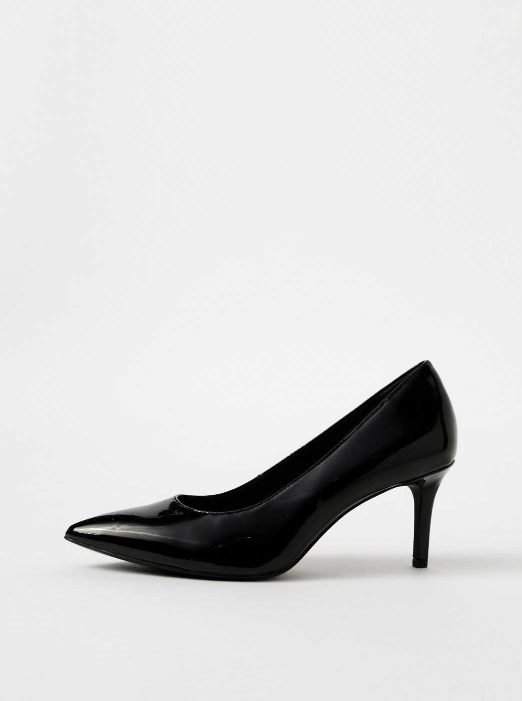 Tamaris Black Shiny Pumps