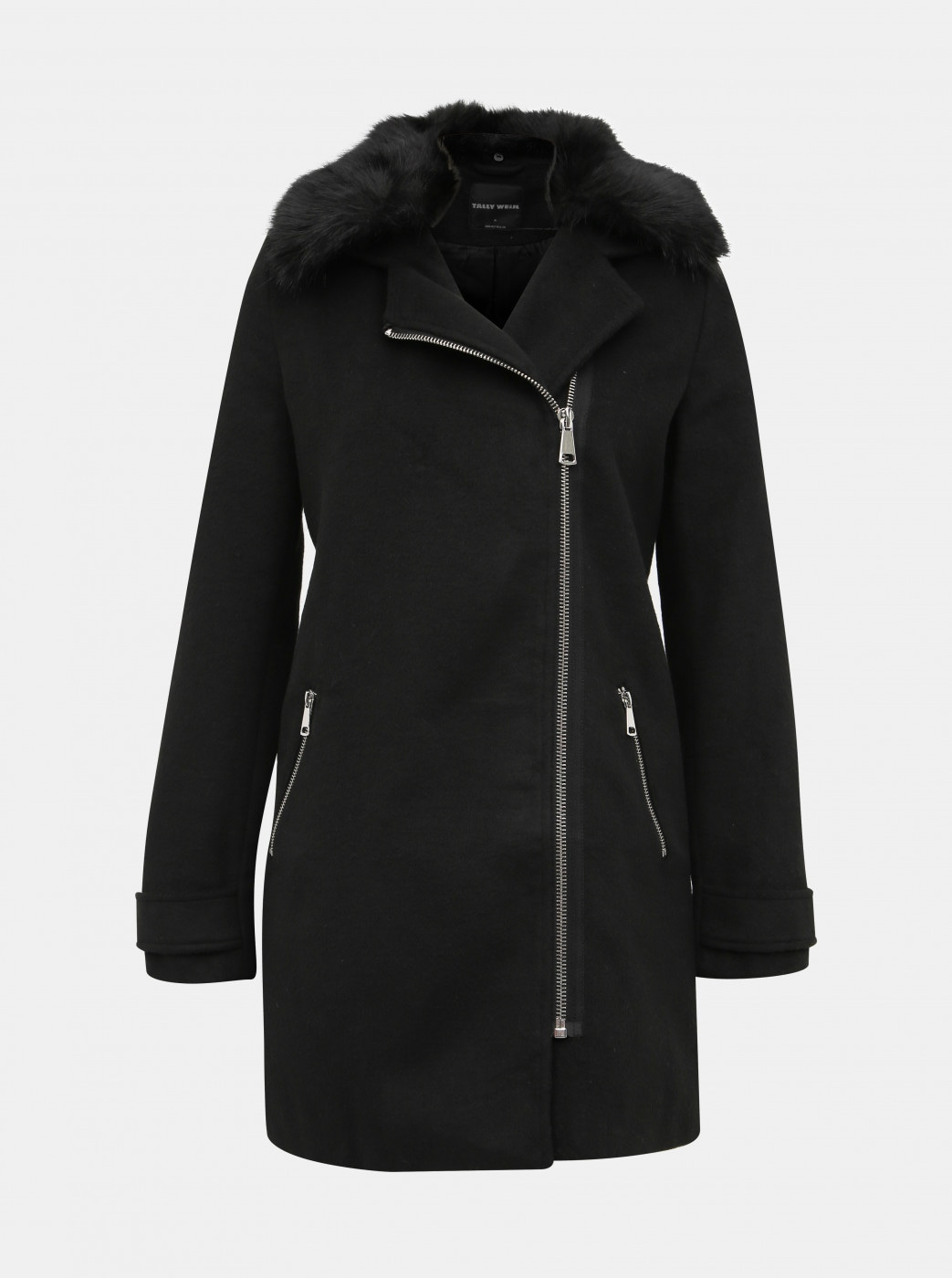 Tally WEiJL Black Coat