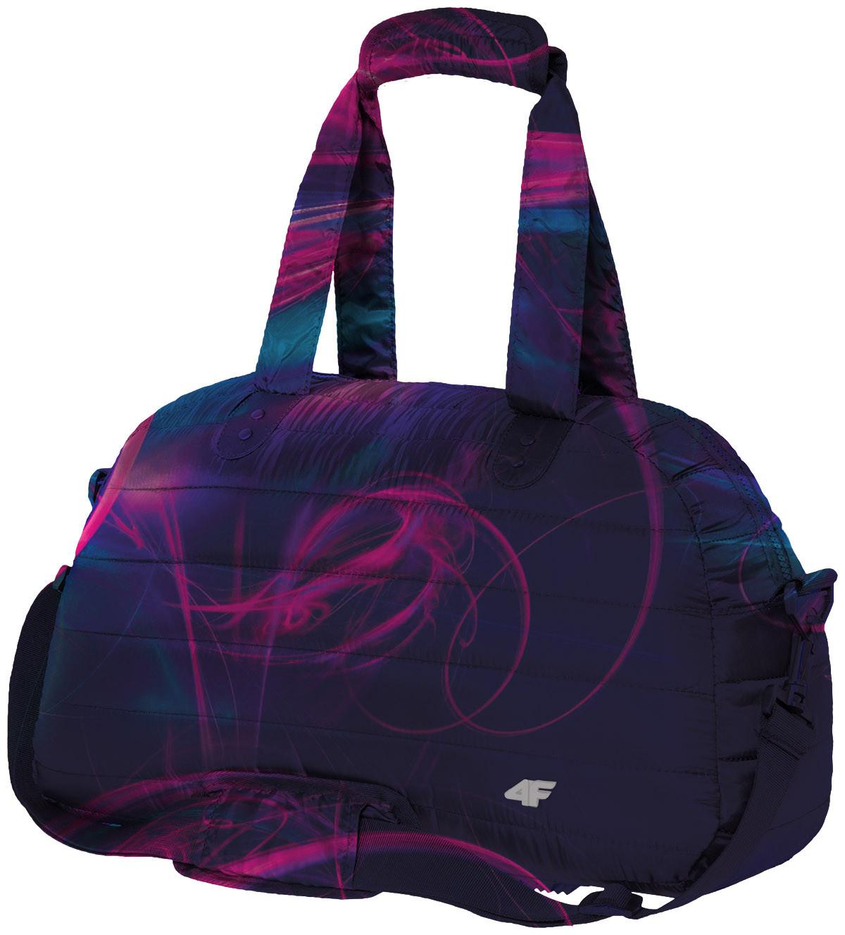 Women's sports bag 4F H4L19-TPU004A