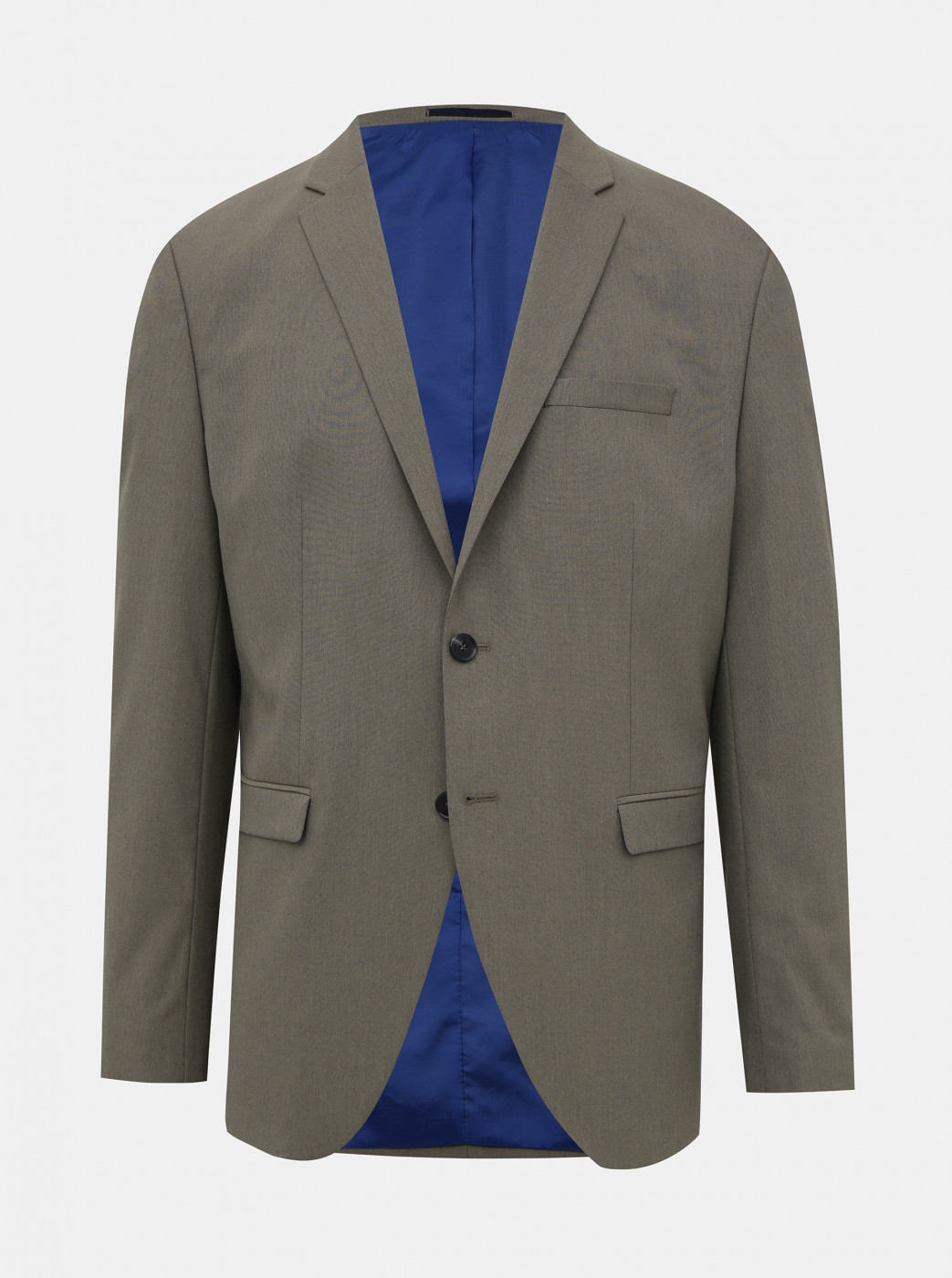 Grey Suit Jacket Selected by Homme Logan