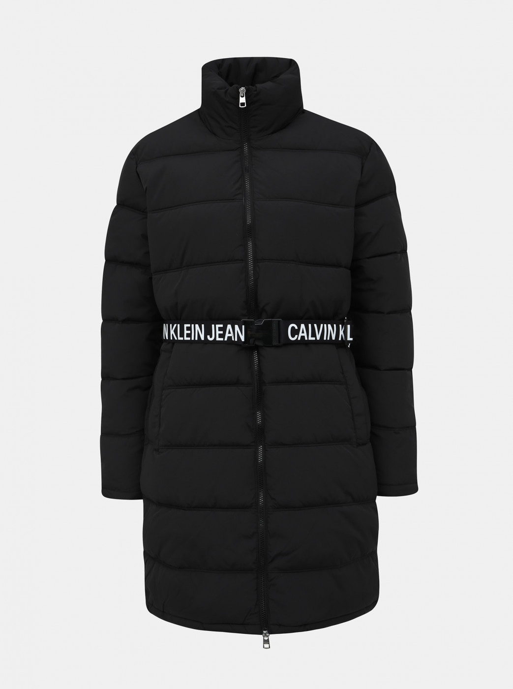 Calvin Klein Jeans Black Women's Winter Coat