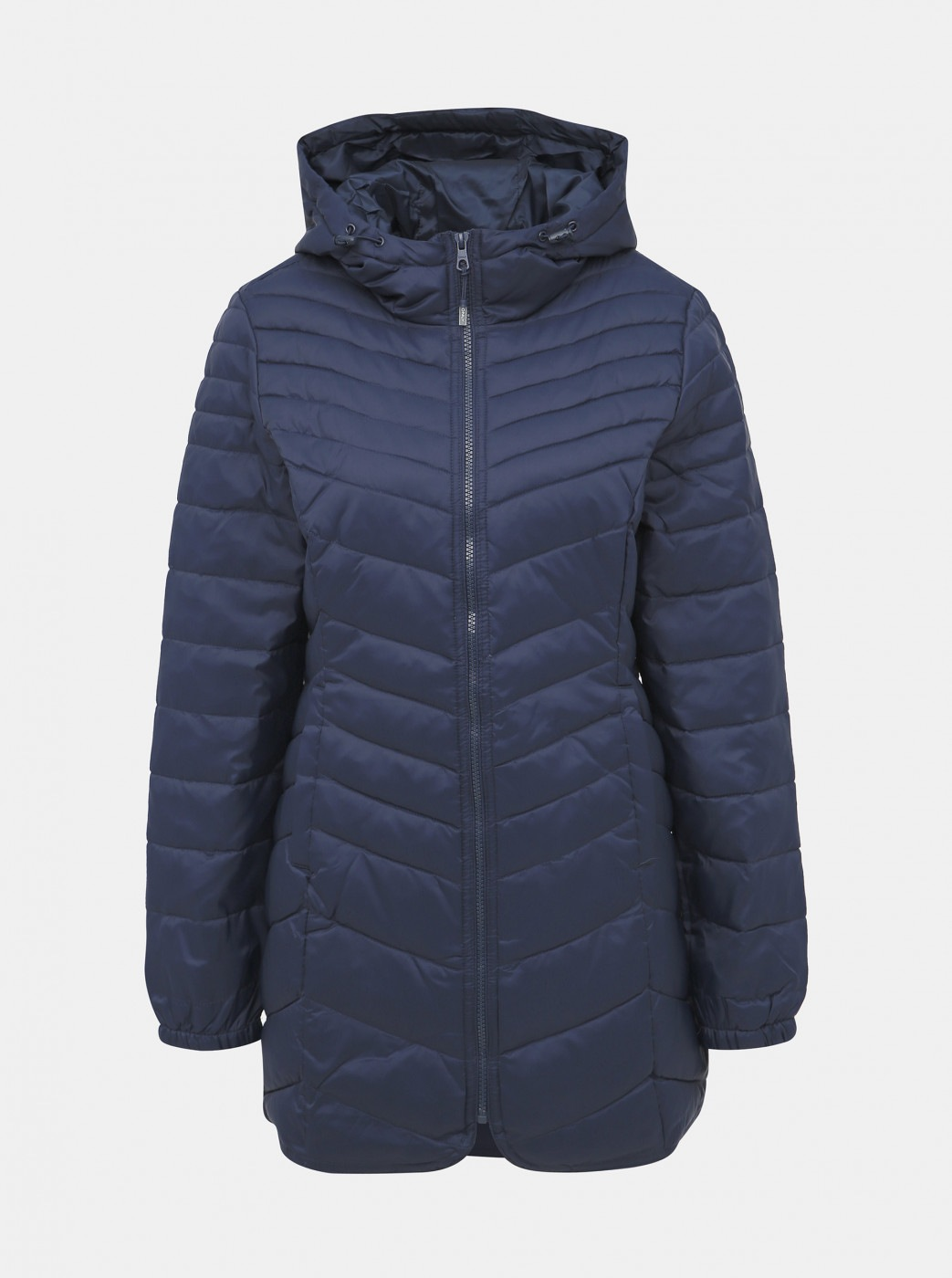 Dark blue quilted jacket ONLY Demi