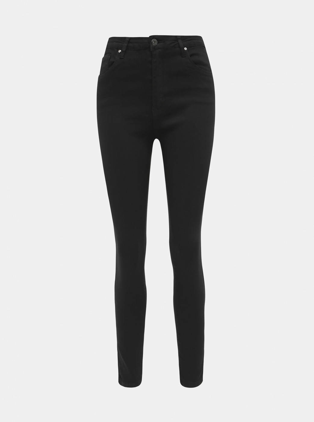 Black Women's Skinny Fit Jeans Haily ́s Tamine