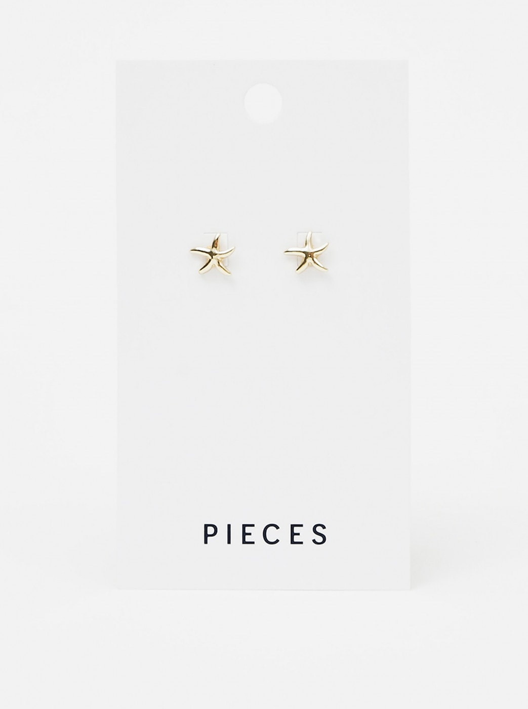 Pieces Nelli Gold Earrings