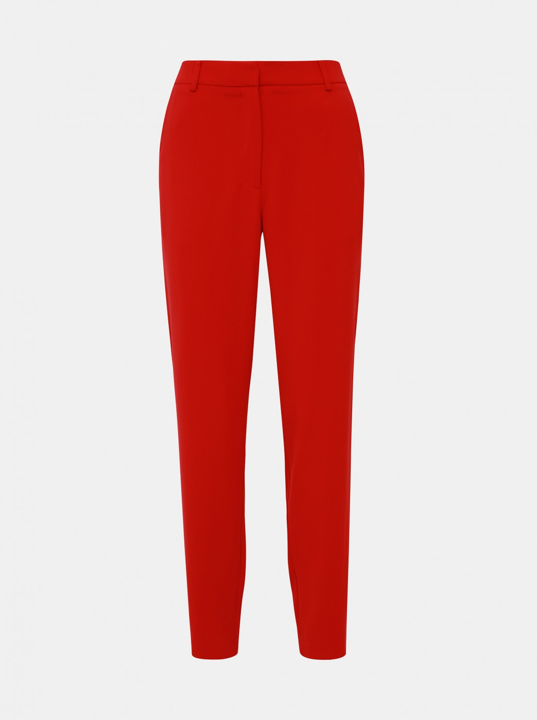 Red Pants Selected Femme Carla