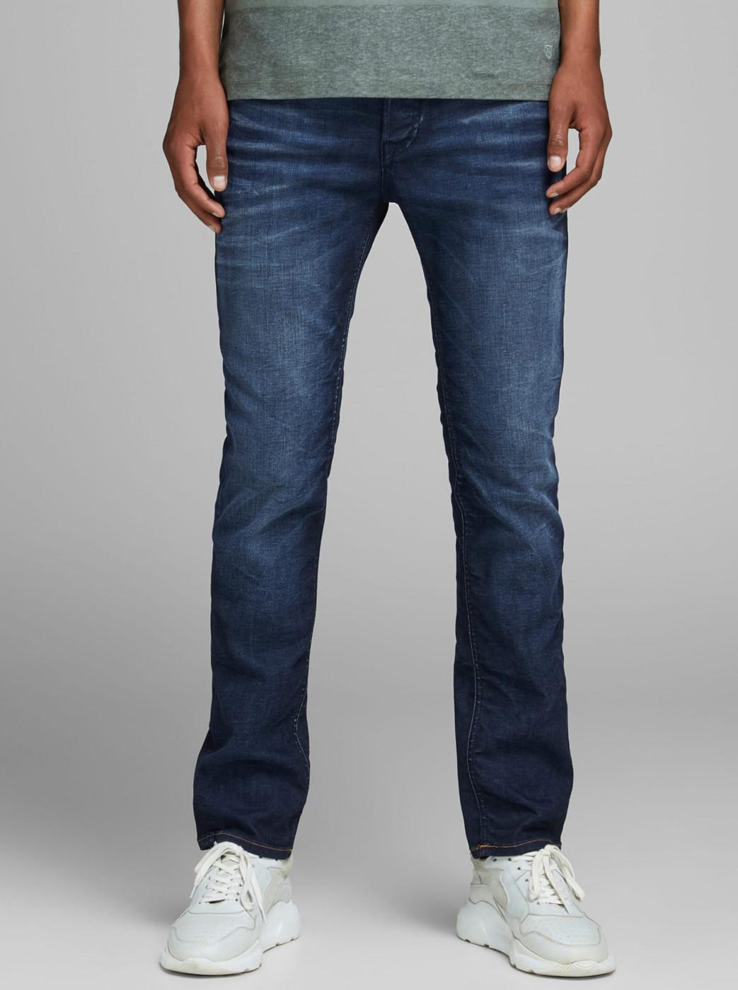 Dark Blue Slim Fit Jeans Jack & Jones Tim