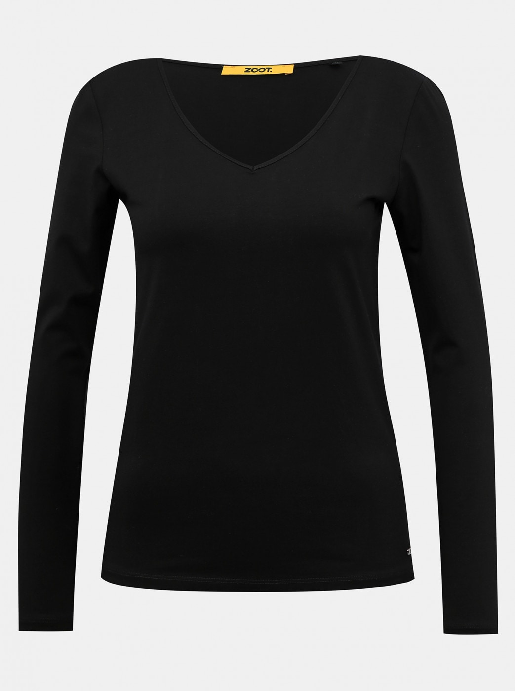Black Women's Basic T-Shirt ZOOT Baseline Tamara