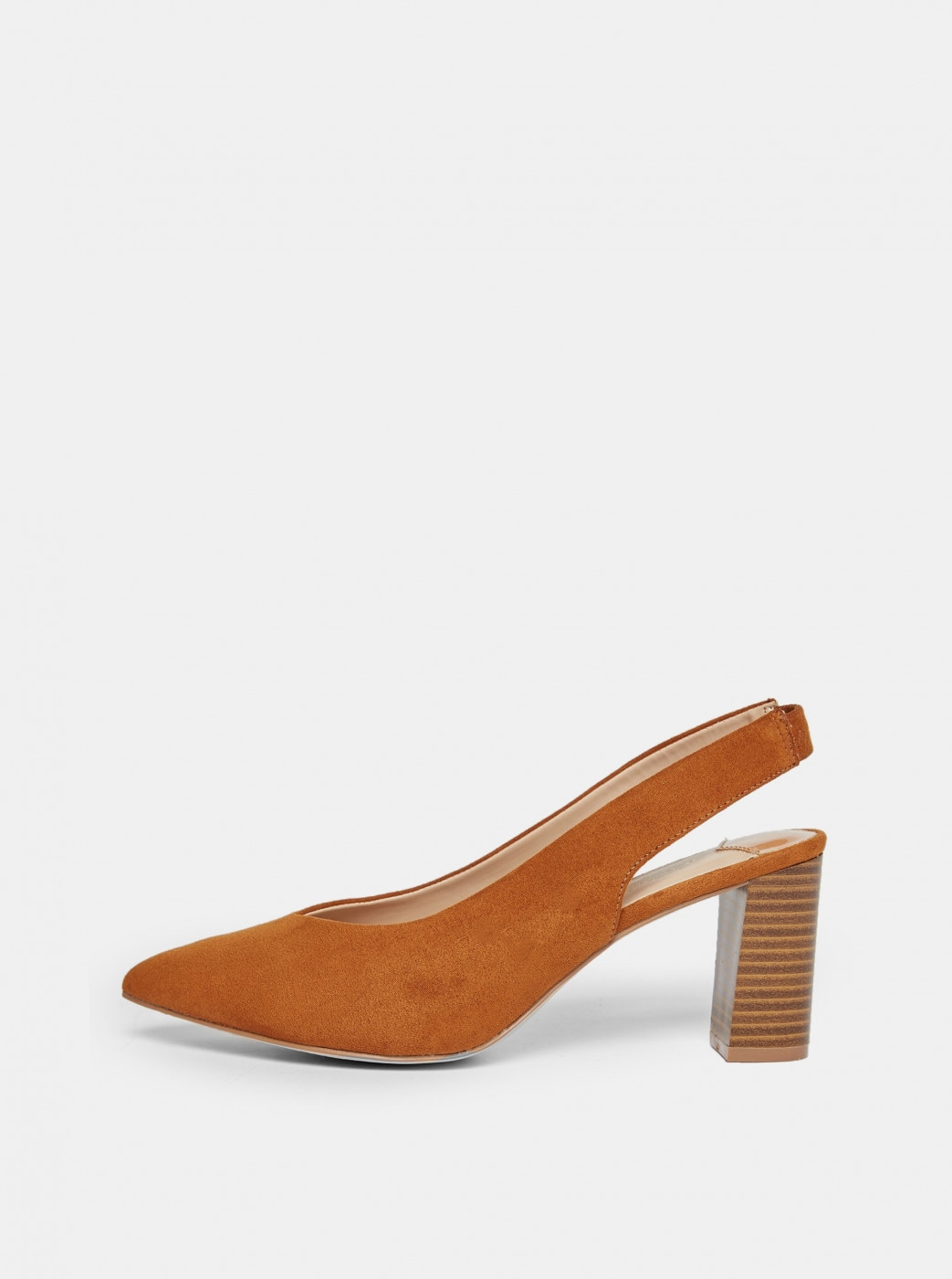 Dorothy Perkins suede leather pumps