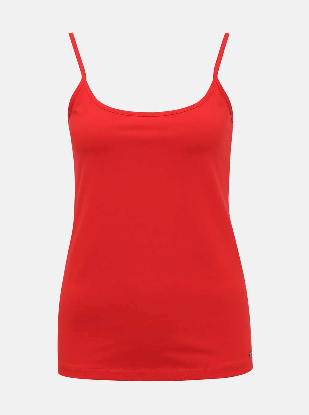 Red Women's Basic Tank Top ZOOT Baseline Stacey