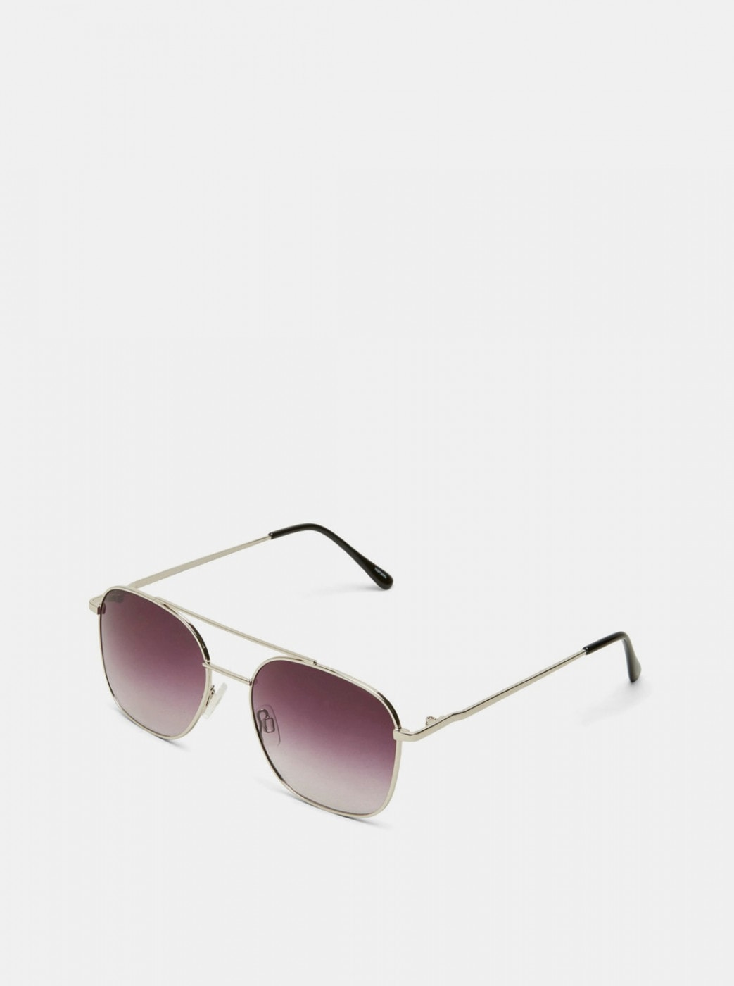 Men's Sunglasses in Silver Selected Homme Lyn
