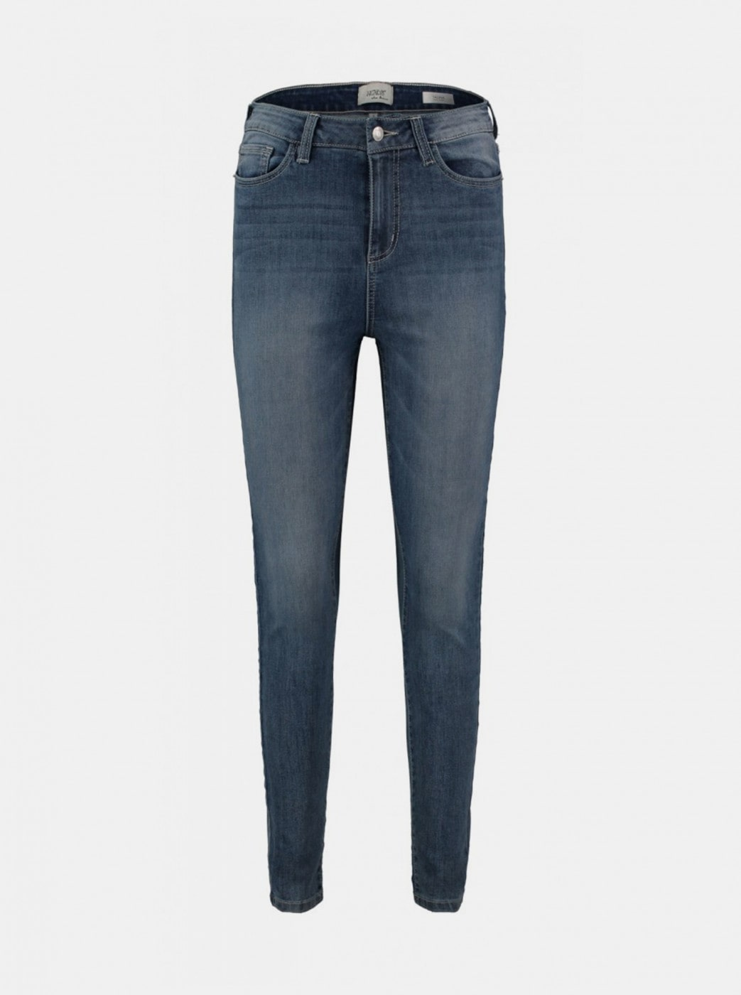 Blue Women's Skinny Fit Jeans Haily's