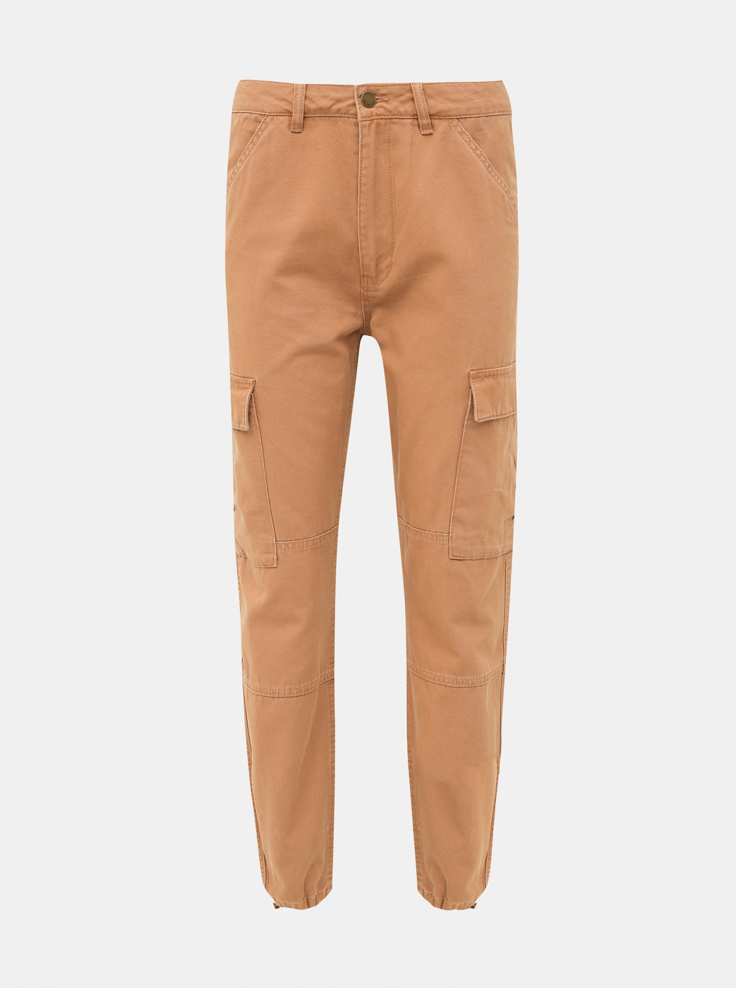 Light brown pants with only kombat pockets