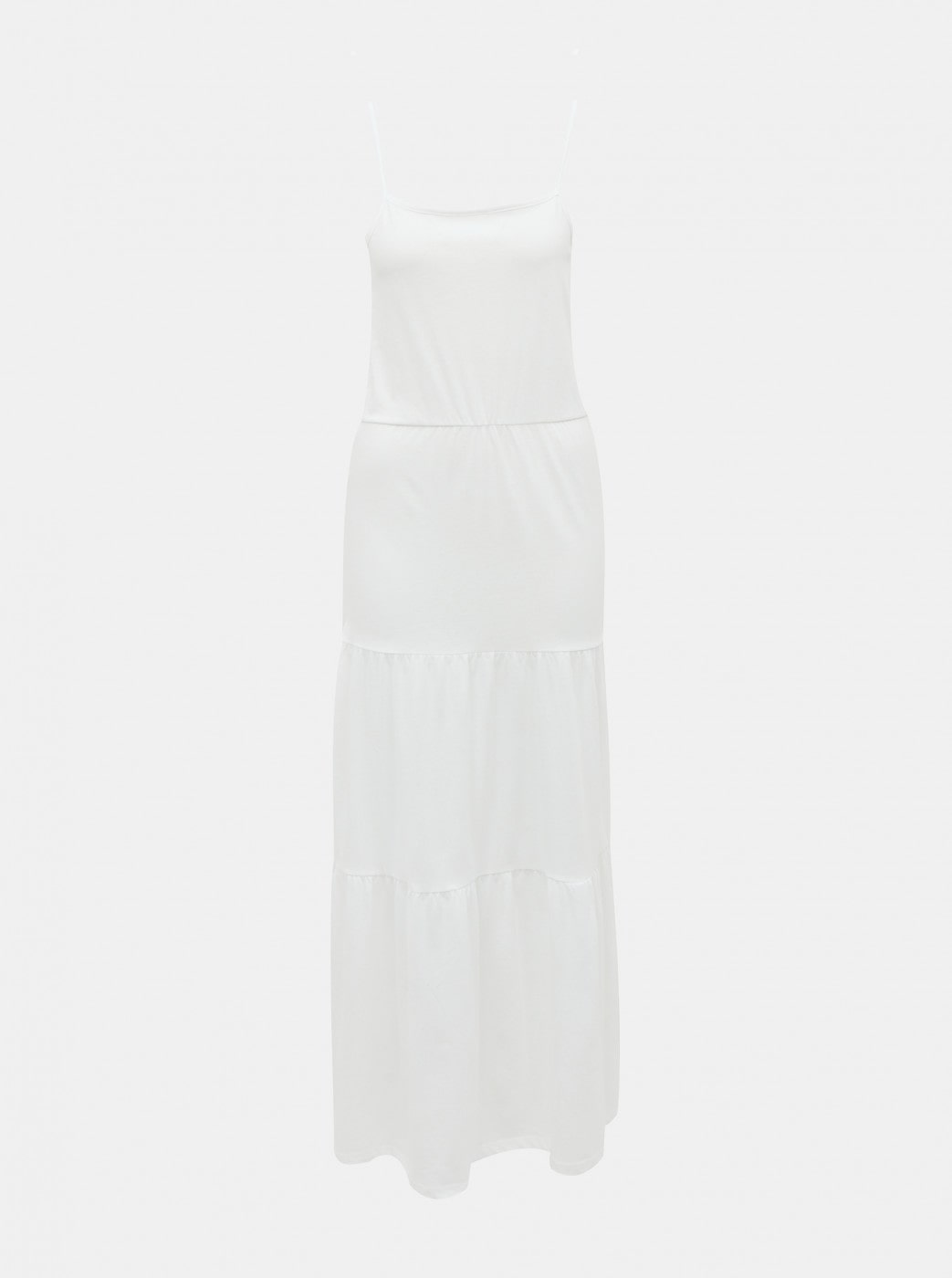 Jacqueline de Yong Fenna's White Maxi dress