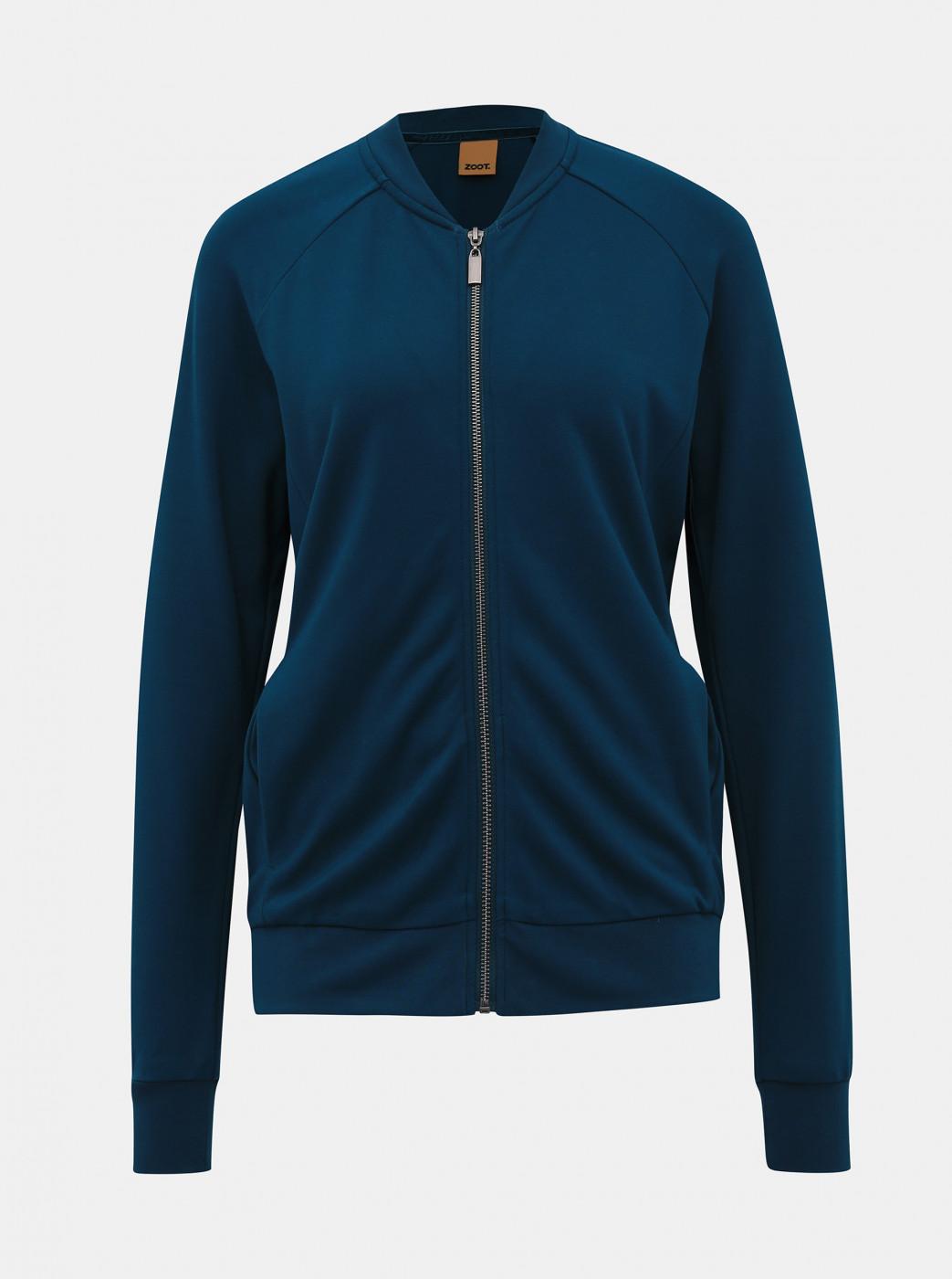Blue Women's Sweatshirt ZOOT Baseline Norika