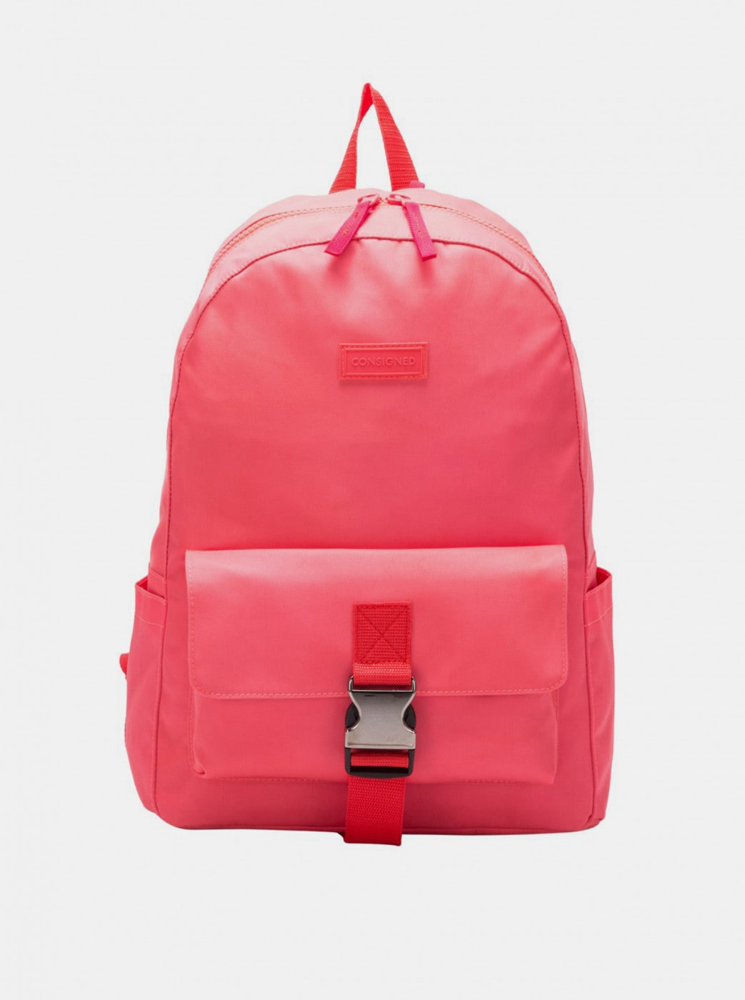 Pink Backpack Consigned Finlay Clip