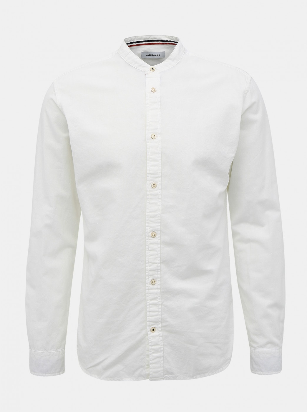 White shirt with addition to Linen Jack & Jones Summer