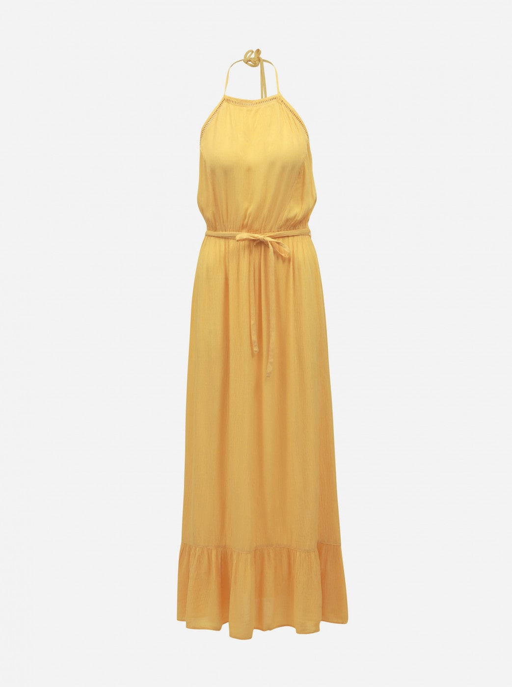 Miss Selfridge's Yellow Maxi Dress