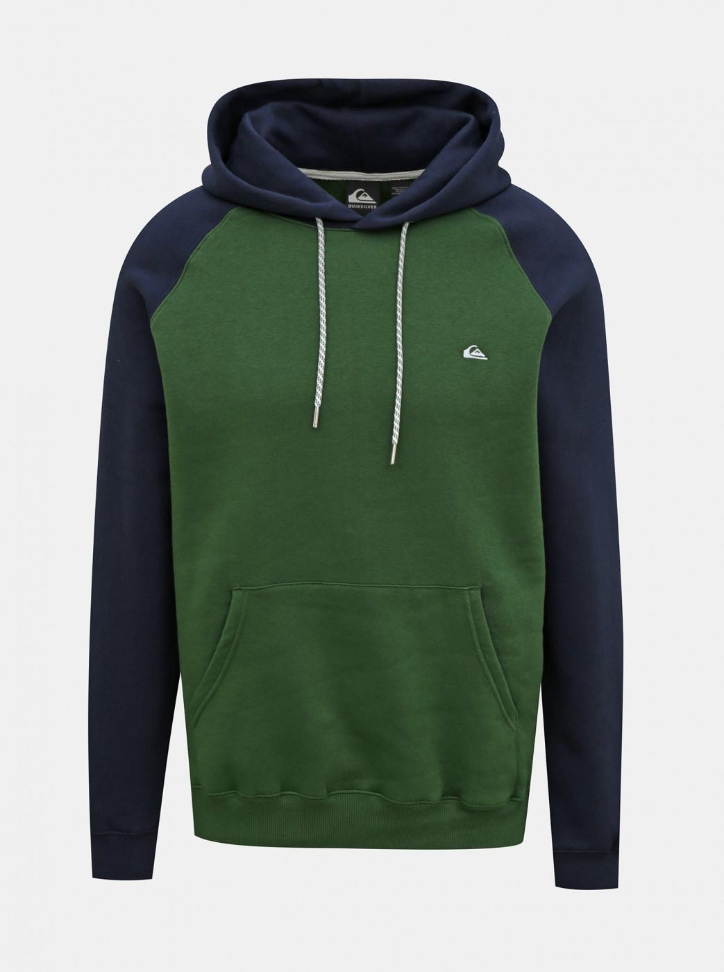 Green Quiksilver Sweatshirt