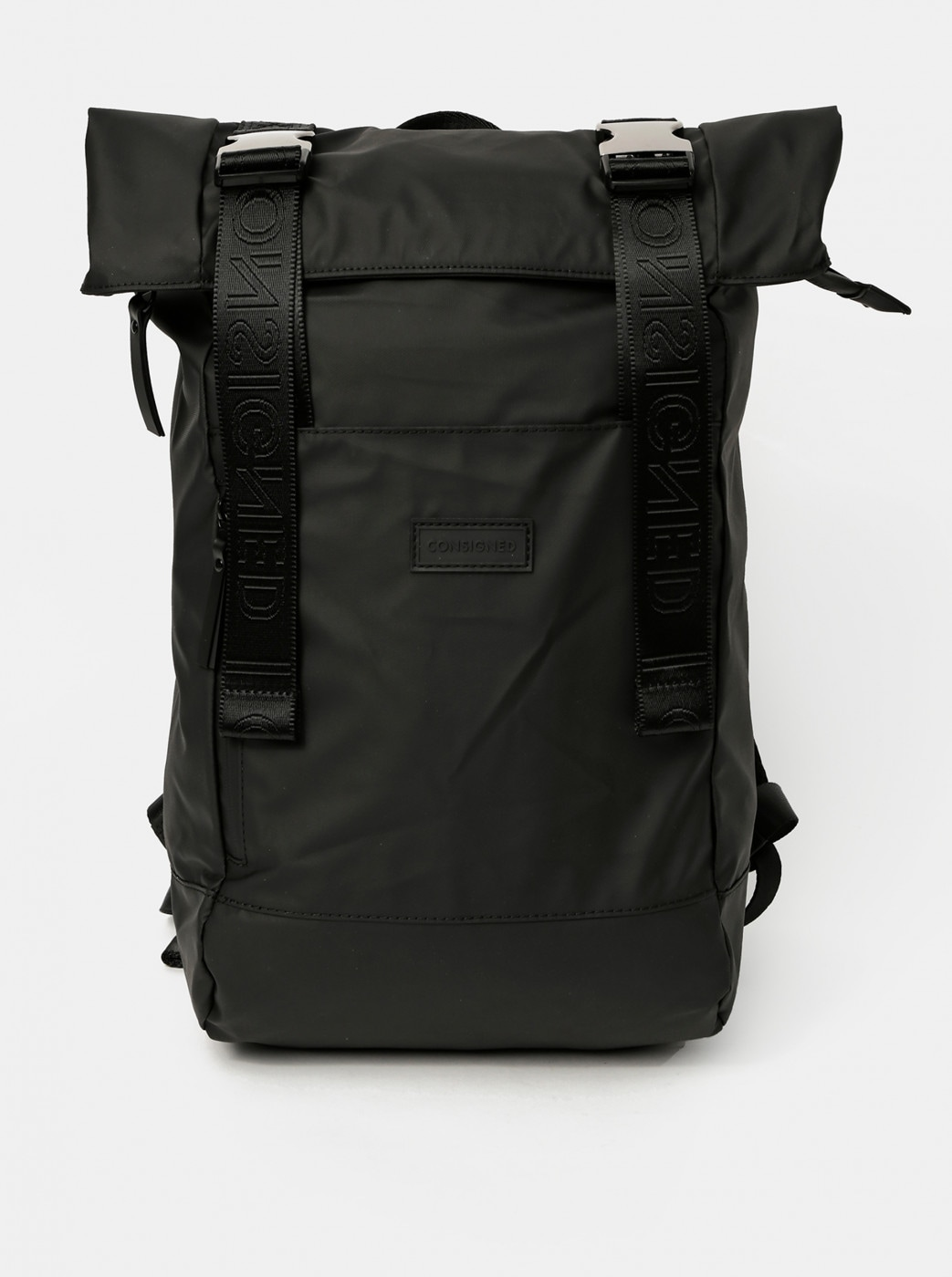 Black Backpack Consigned Isidor